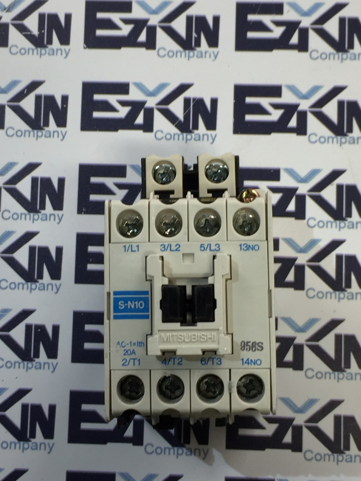 MITSUBISHI S-N10 MAGNETIC CONTACTOR 110V COIL