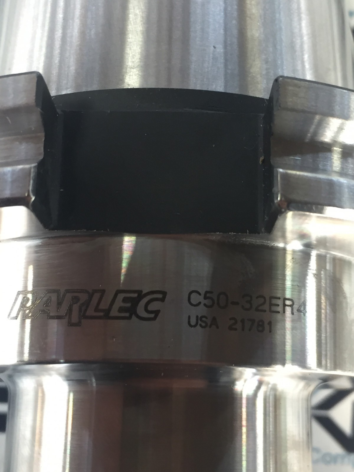 PARLEC C50-32ER4 COLLET CHUCK TOOL HOLDER