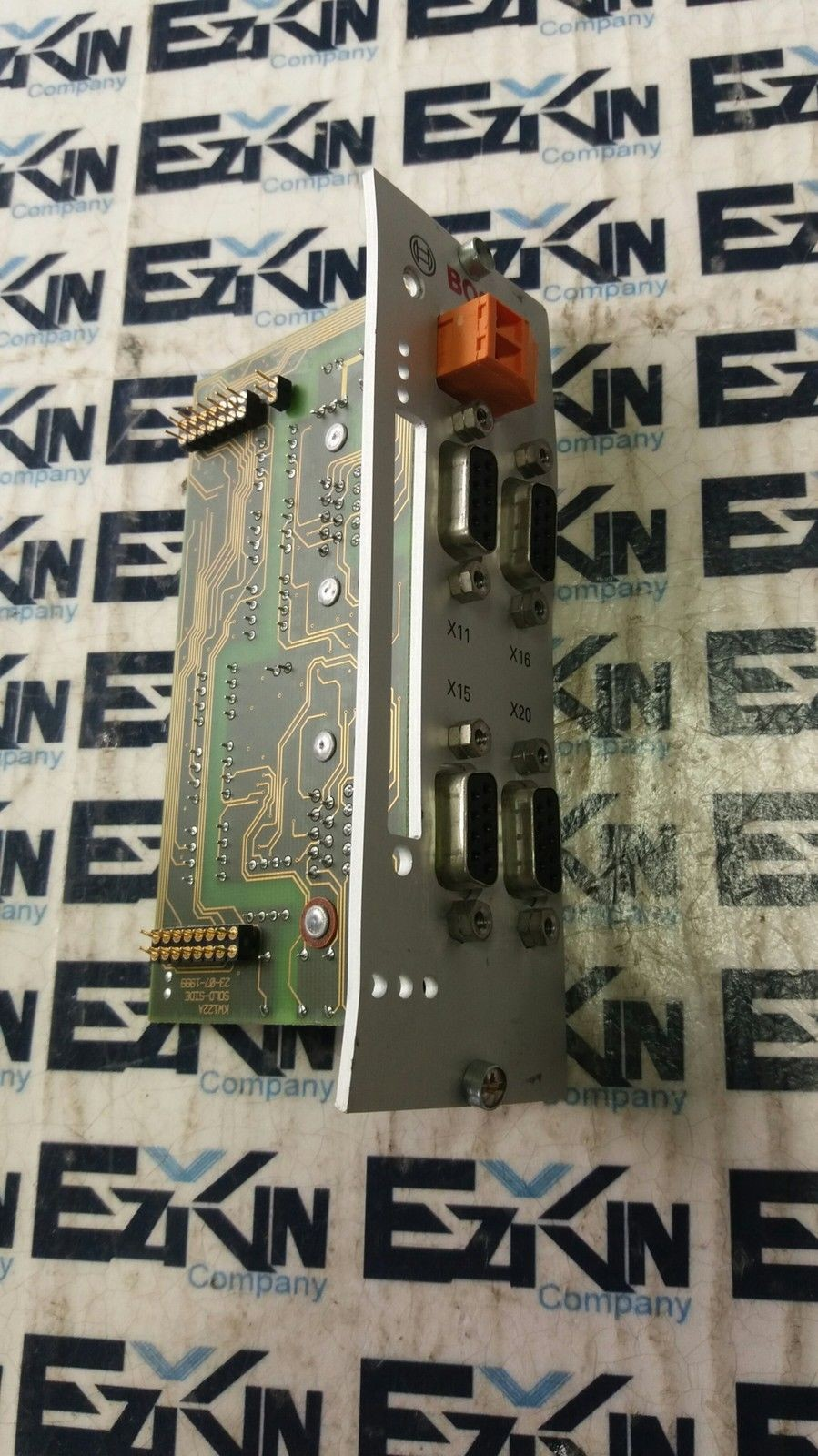 BOSCH 8101305361 EXP4 CIRCUIT BOARD KW122A SOLIDSIDE (Frame is Bent)