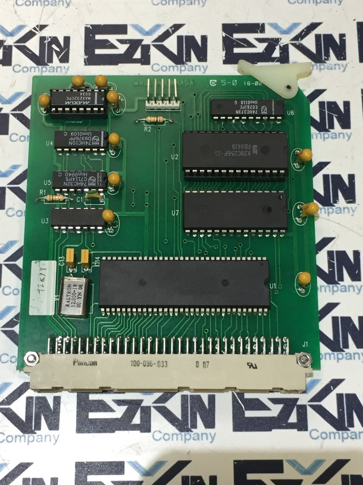 LONGFORD M1001-5 CIRCUIT BOARD