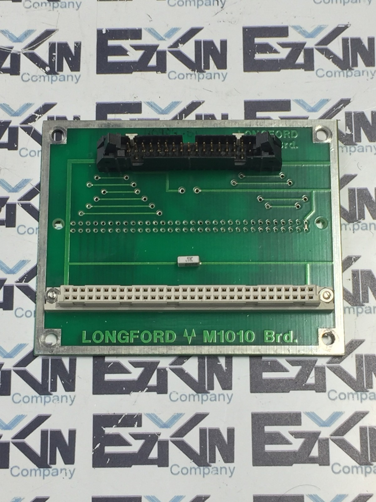 LONGFORD ELECTRIC M1010 PC BOARD