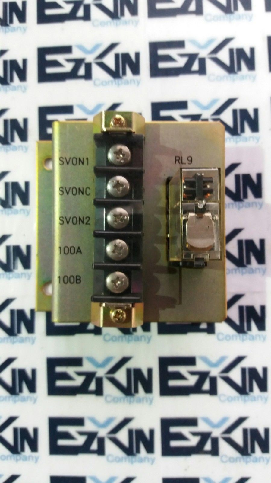 FANUC A05B-2051-C051 Terminal Connection Block