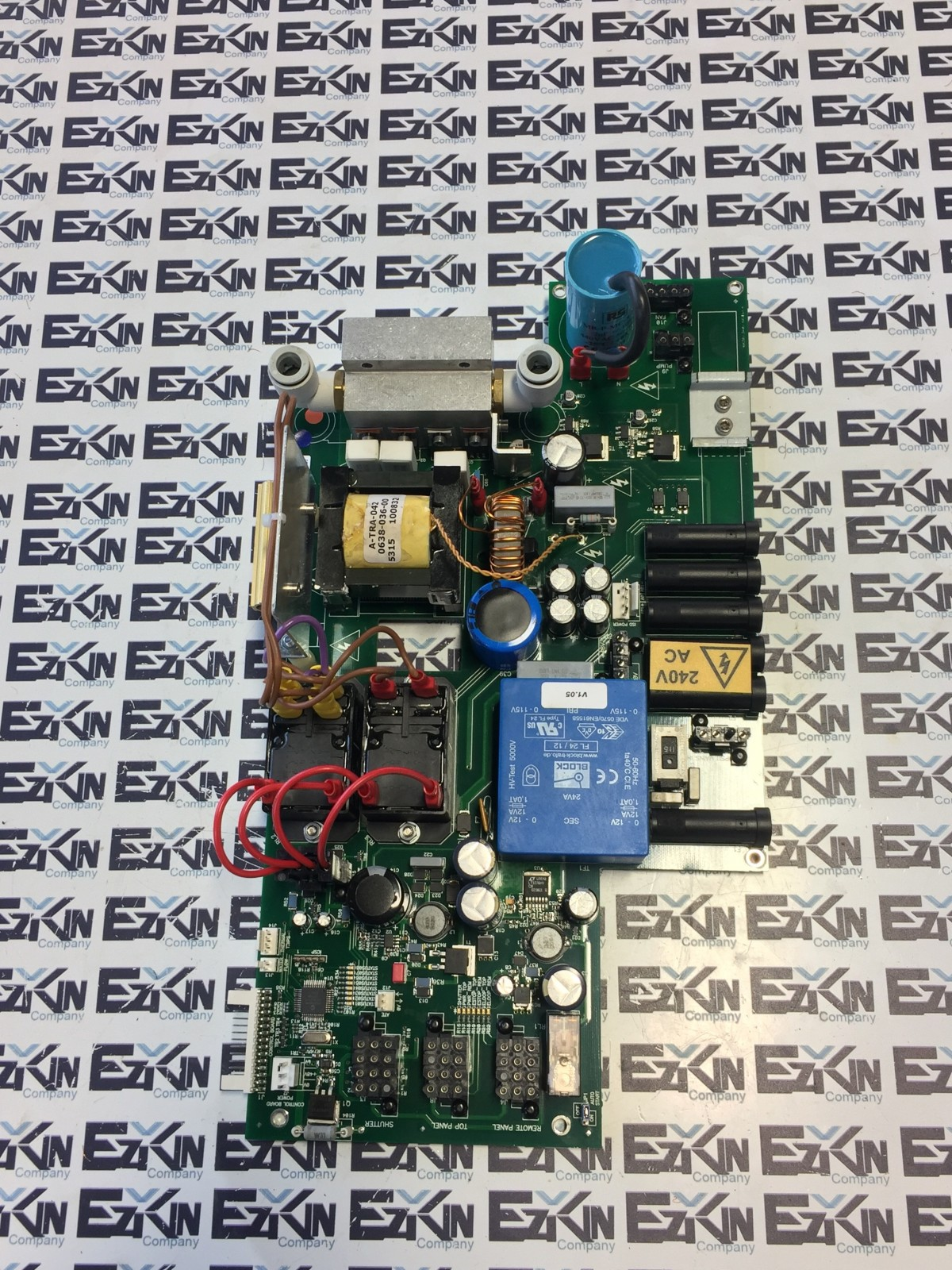 EXCIL 00994522 CONTROL BOARD 0368-308-00 REV.C