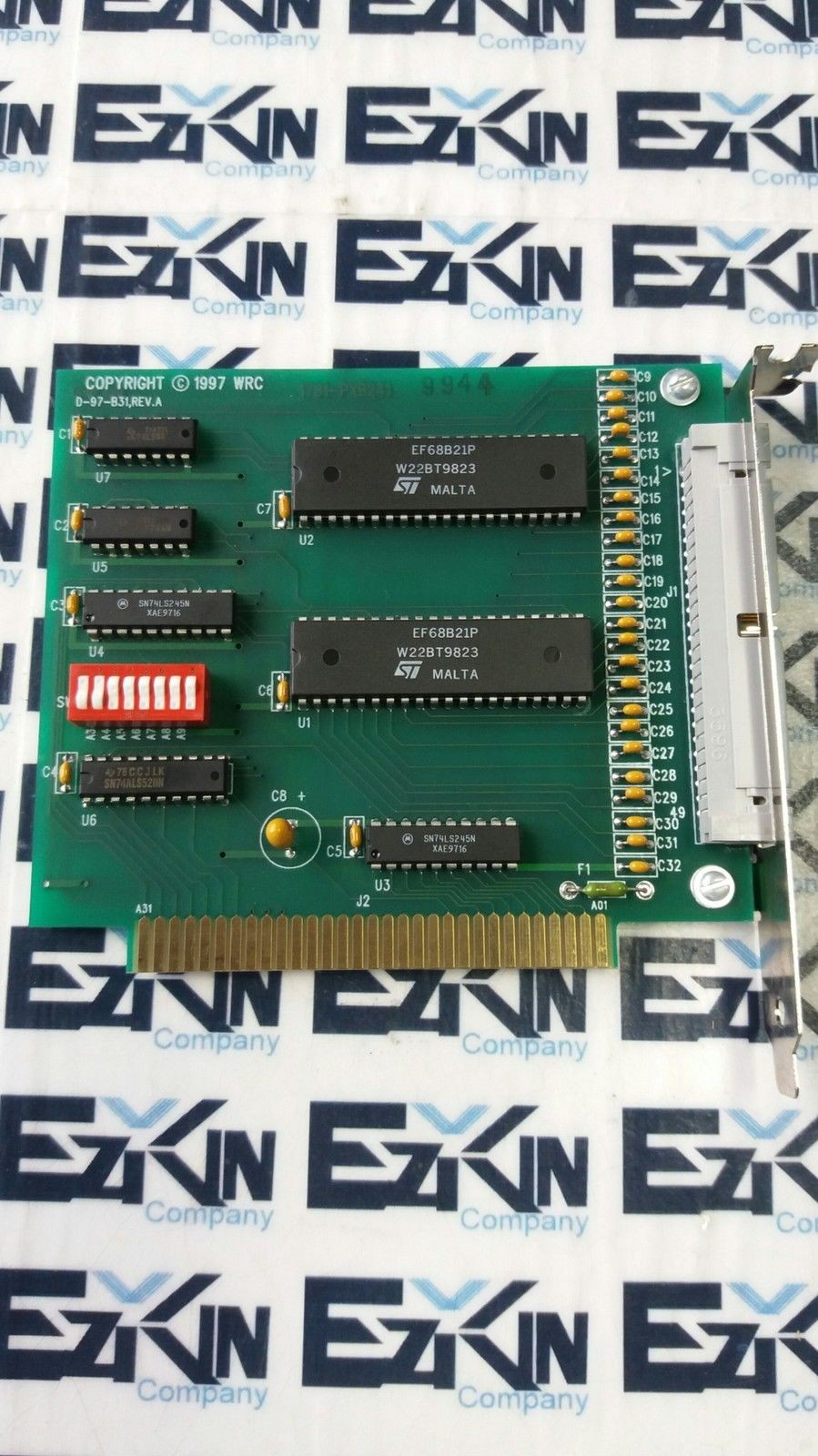 1781-PXB241 Digital I/O and PC Interface