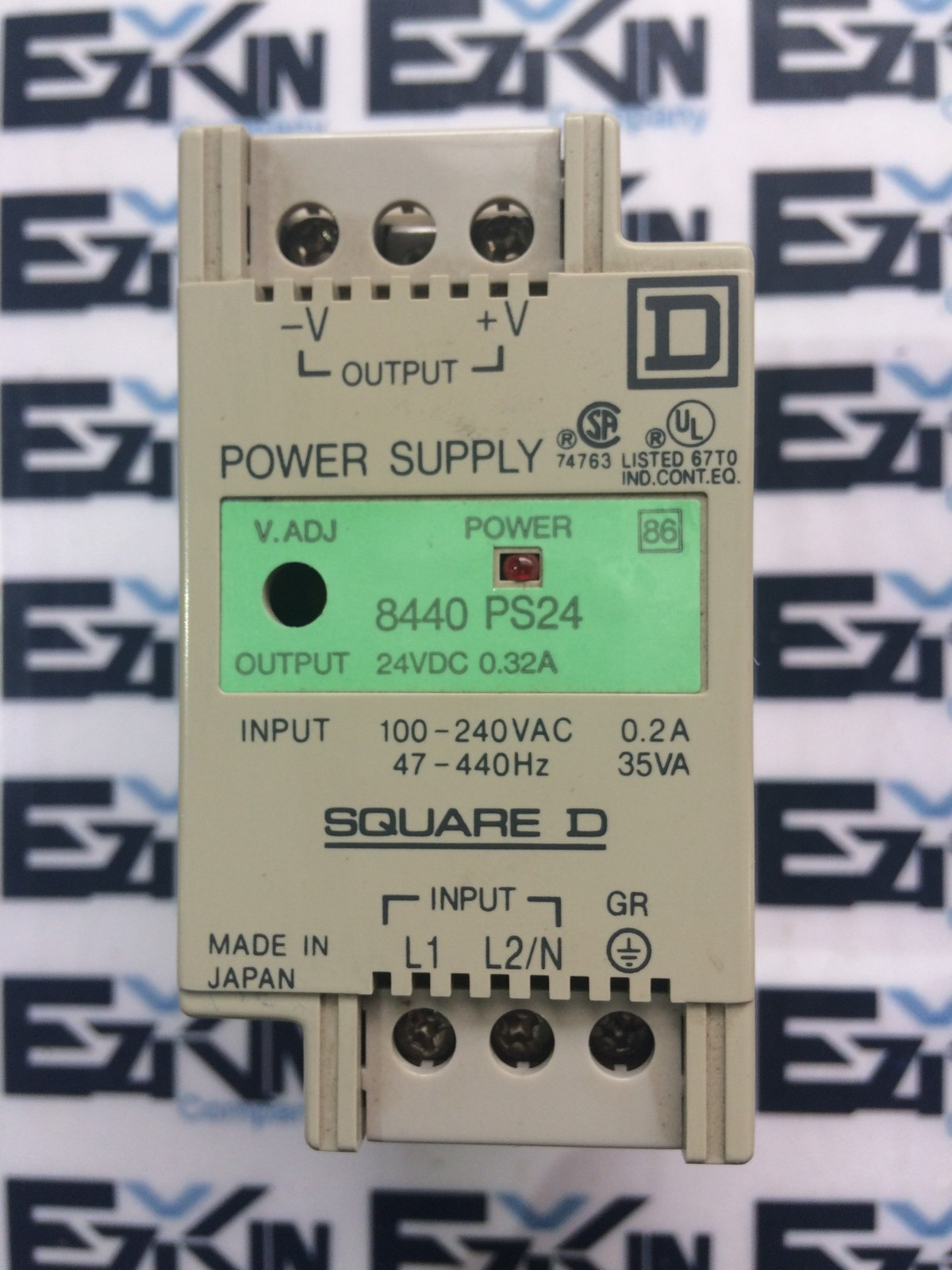 SQUARE D 8440 PS24 POWER SUPPLY