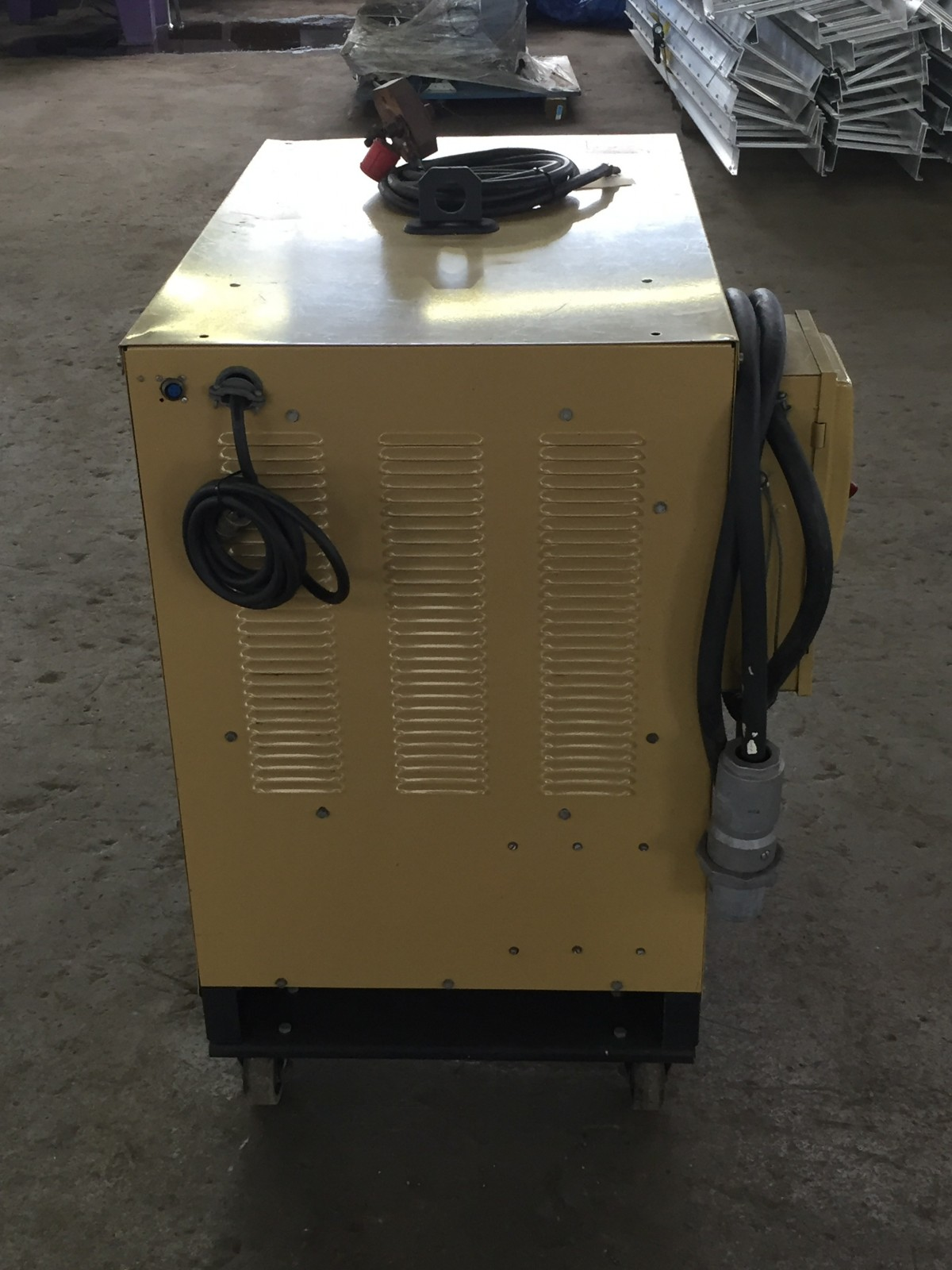 HOBART CYBER-TIG 150 DCS welder model CT150DC-5