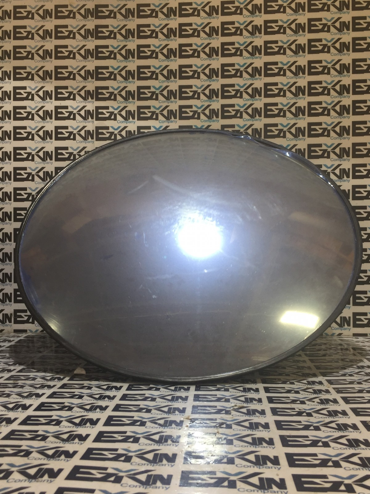 Vision Metalizers IC2600 Indoor Acrylic Convex Mirror, 26