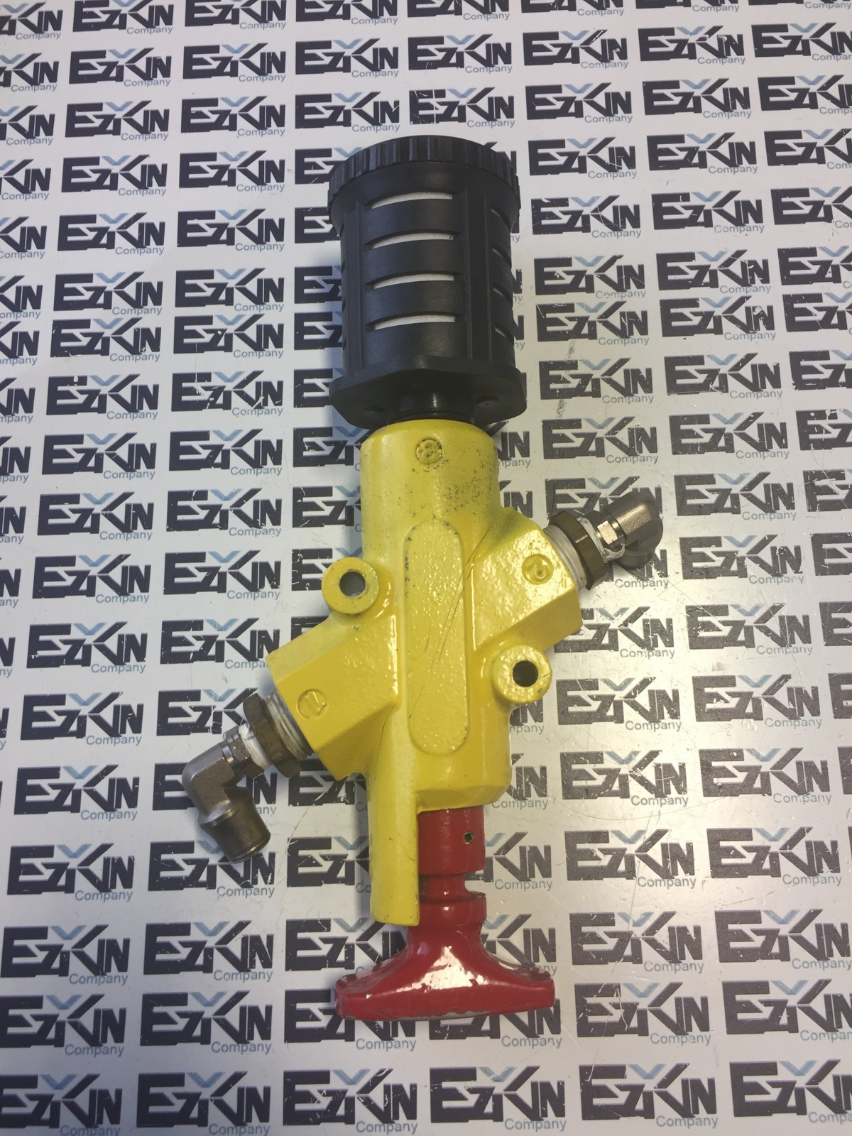 ROSS 1523B3002 3/2 L-O-X VALVE SAFETY LOCK OUT 3/8