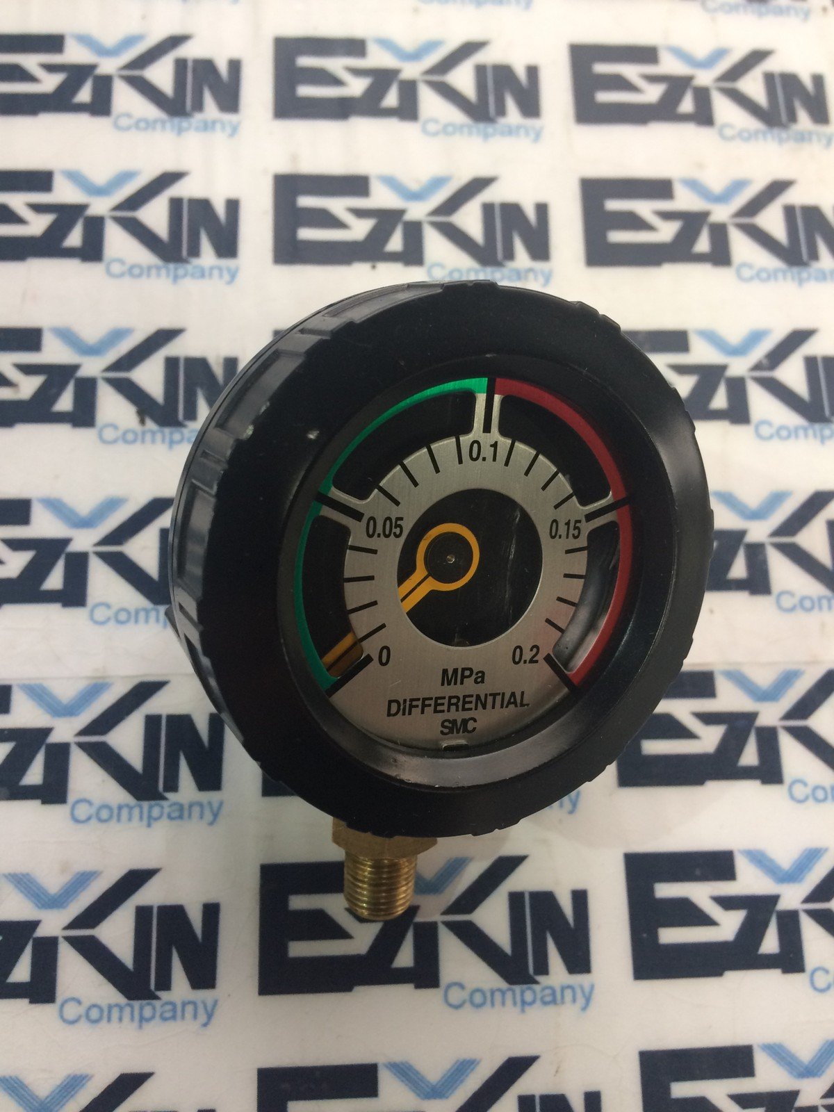 SMC Differential Gauge 0-0.2 and 0-2MPa