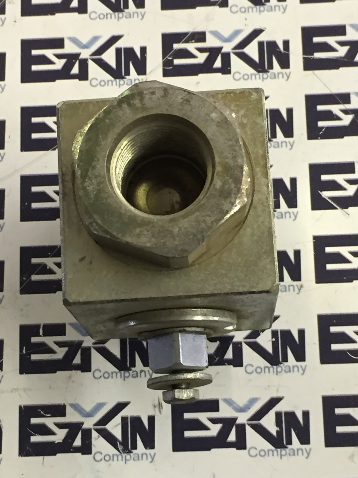 ANCHOR FLANGE BKHG3/4 SAE 5800 PSI BALL VALVE