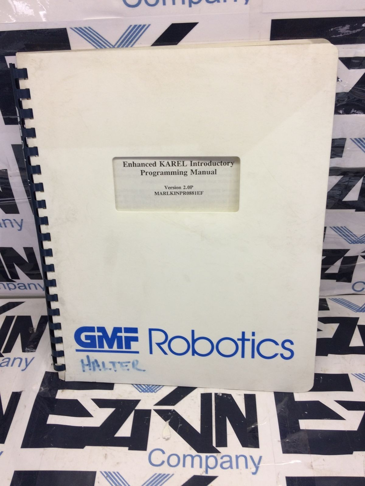 GMF KAREL INTRODUCTORY PROGRAMMING MANUAL