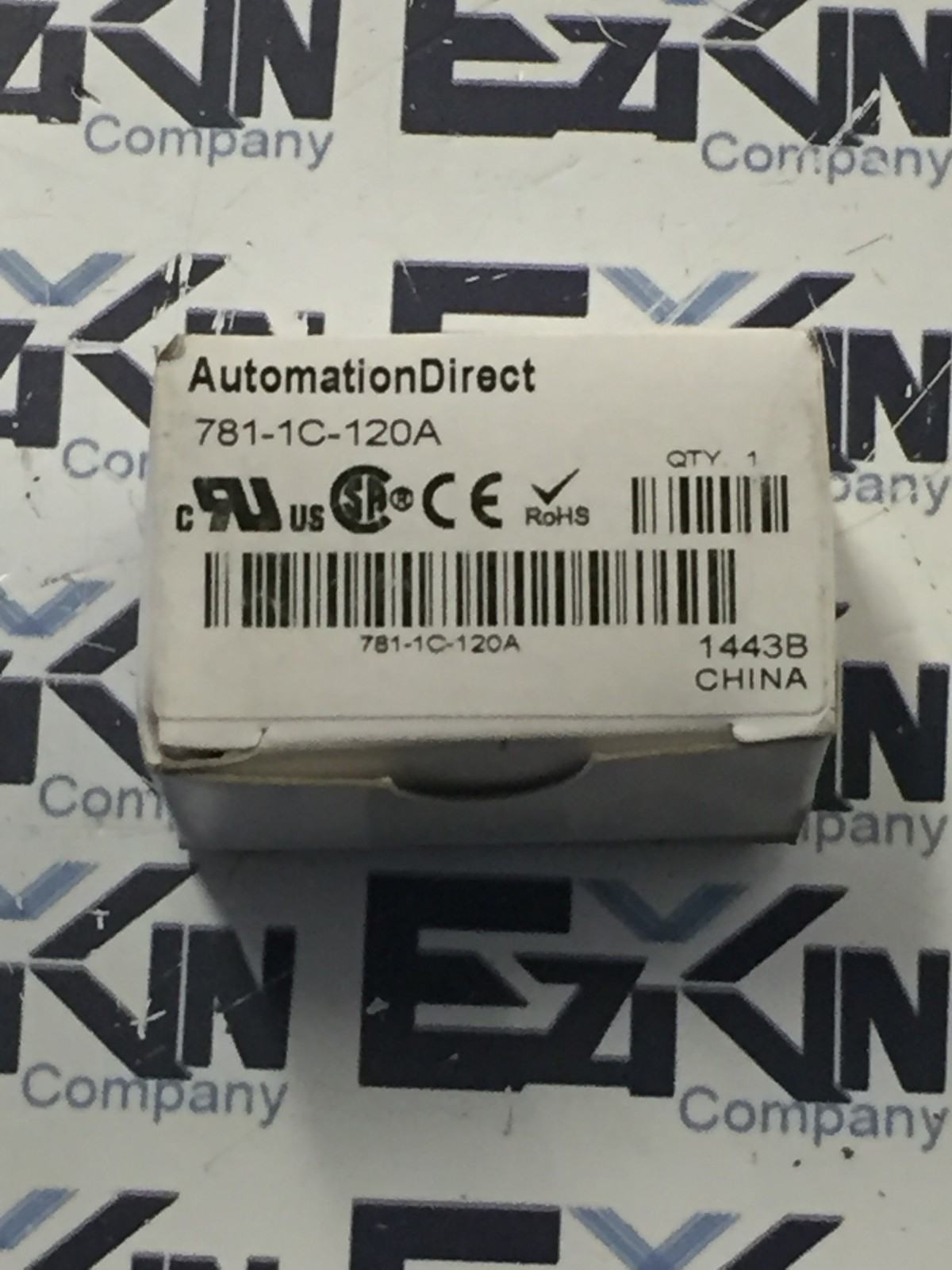 Automation Direct 781-1C-120A