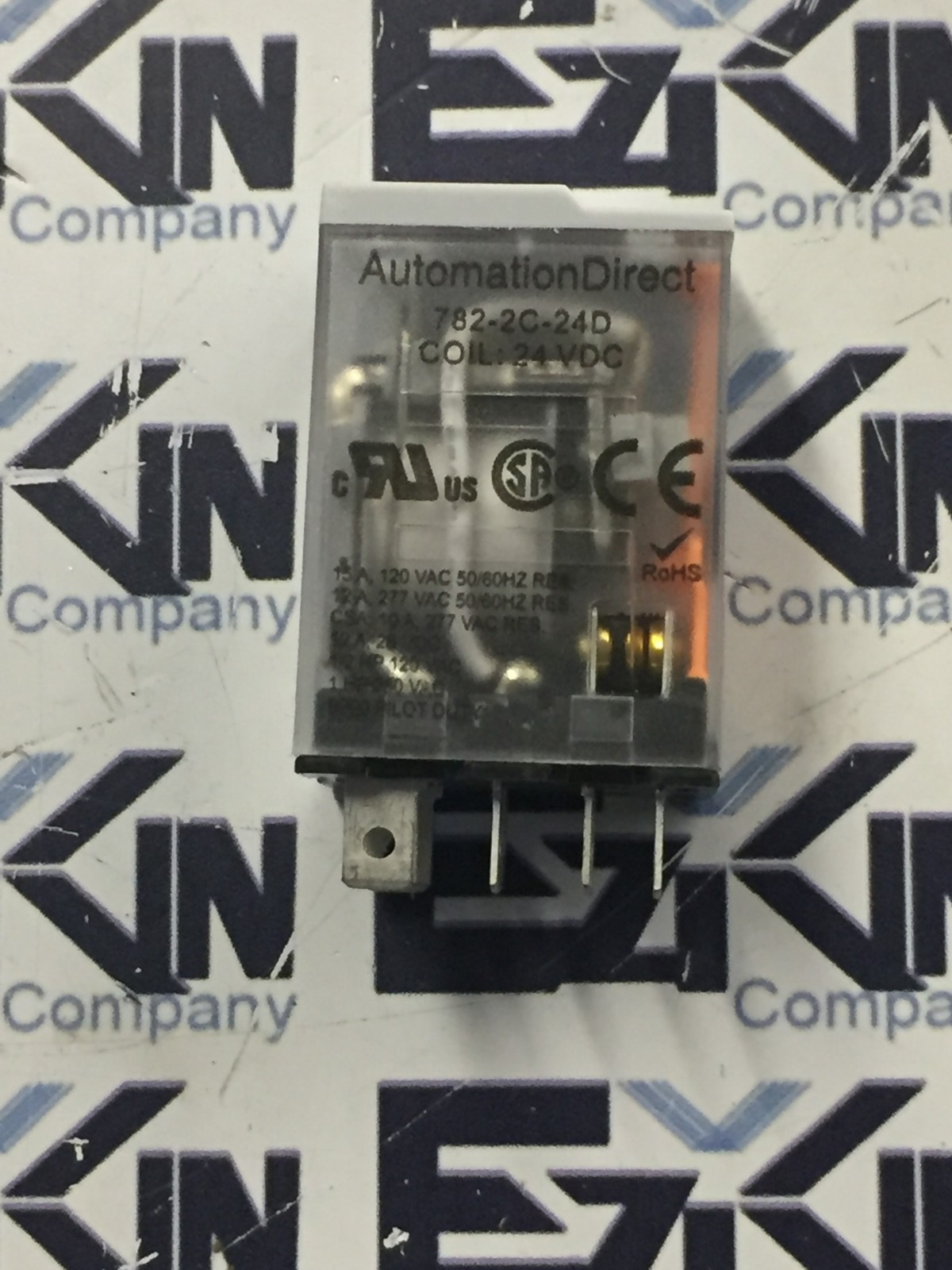Automation Direct 782-2C-24D RELAY