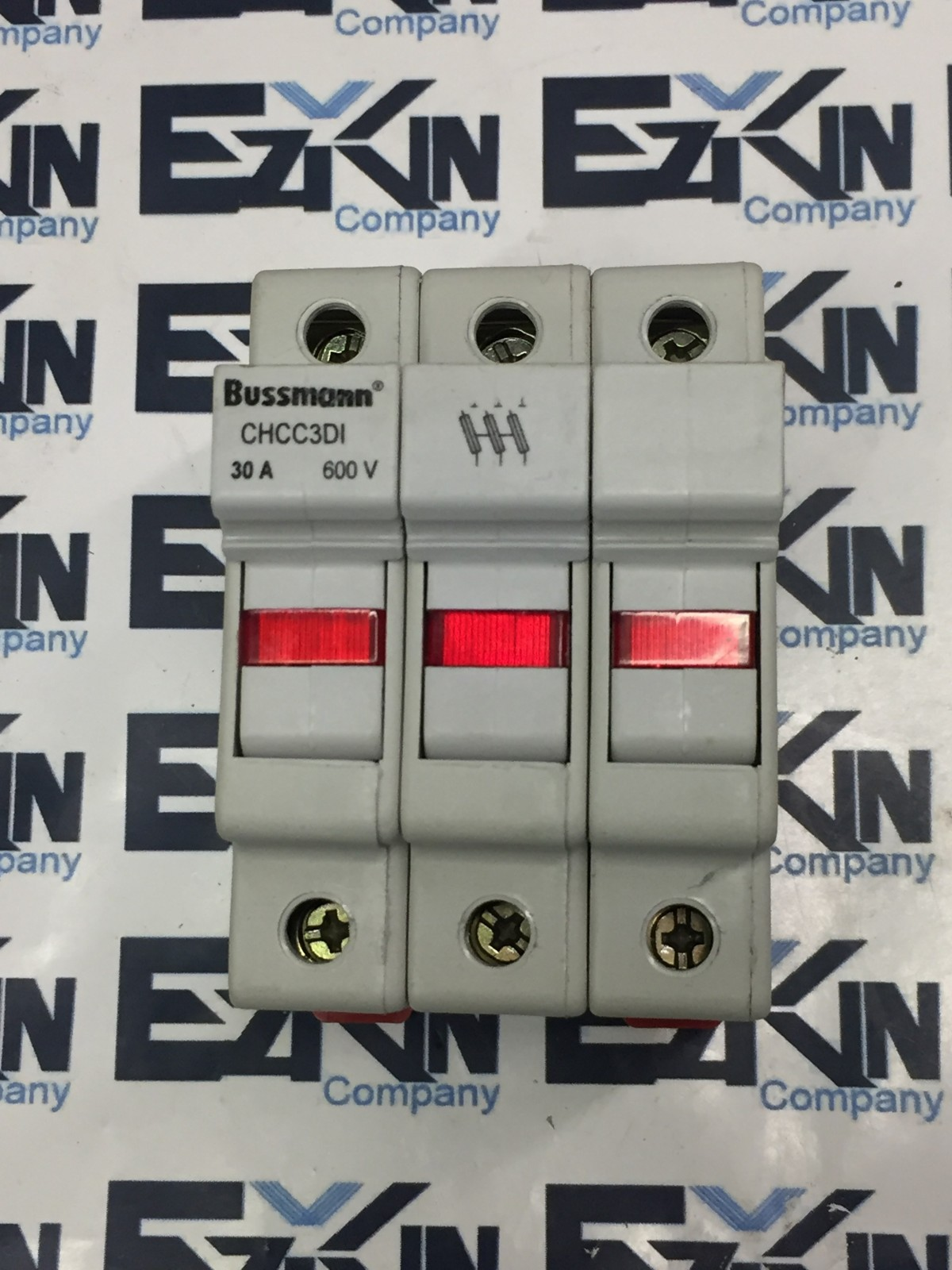 CHCC3DI Bussmann 30 A 600 V Fuse Holder 3Pole