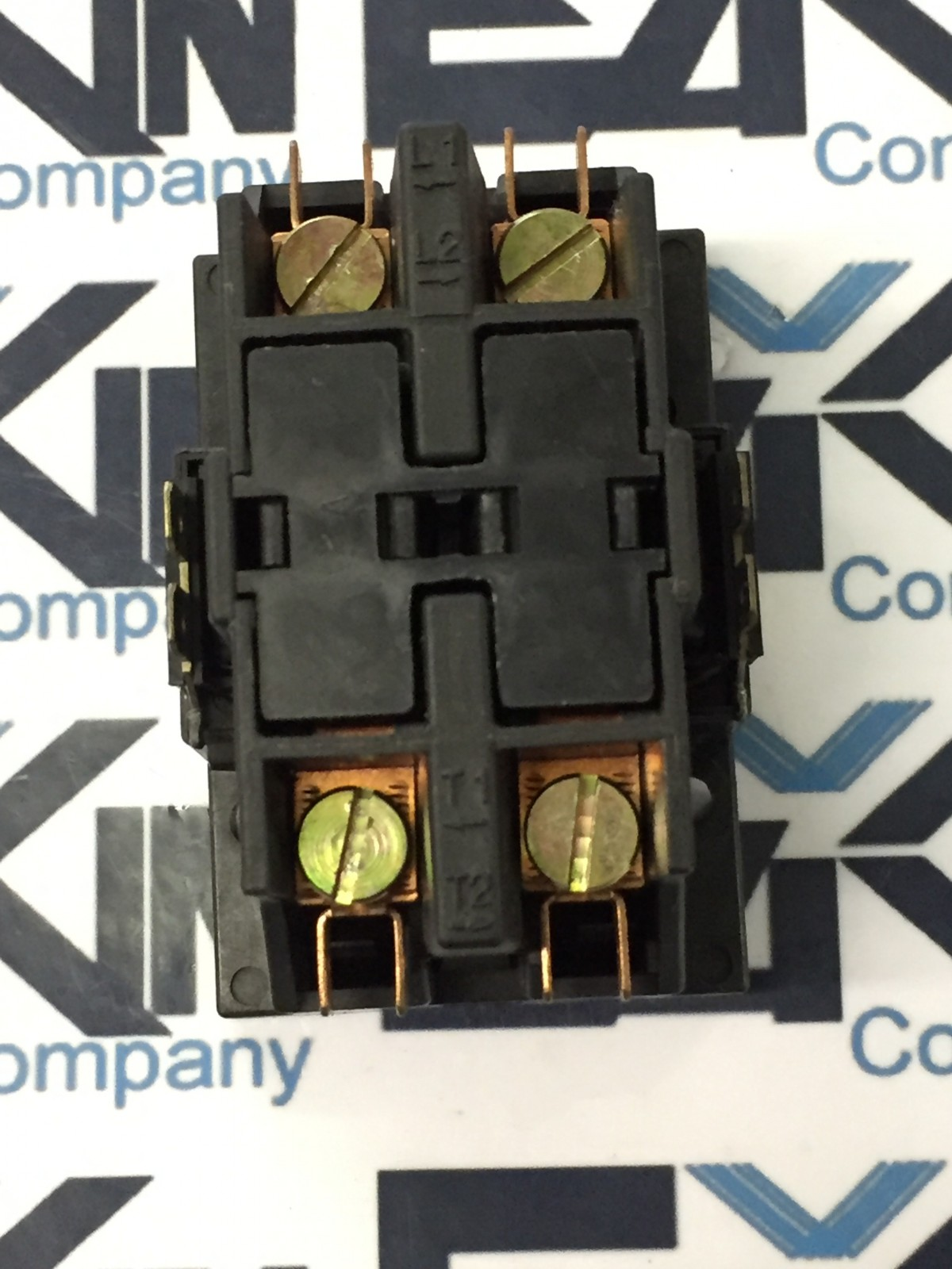 Square D 8910 DP11V02 Non-Reversing Definite Purpose Contactor Ser.A 120V 2Pole