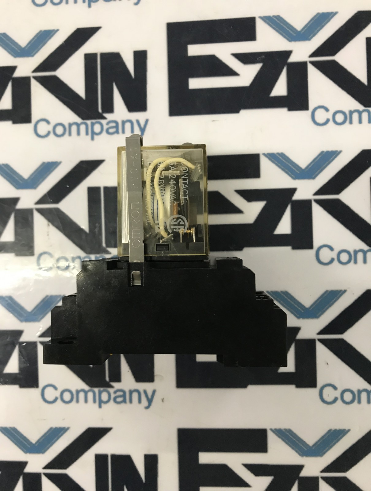 Omron MY4ZN Relay 120v  Lot of 3