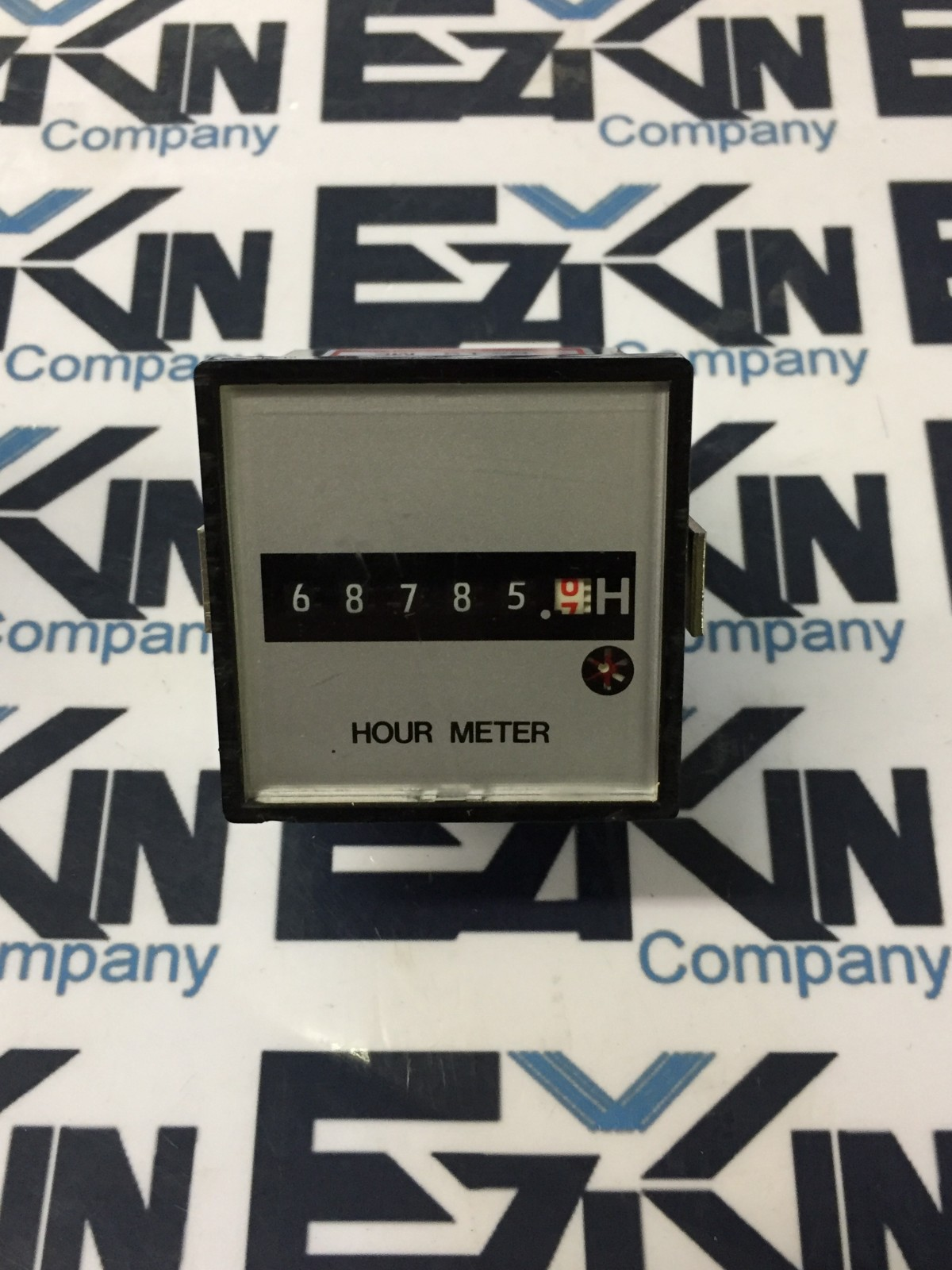 National hour meter TH 1346 100VAC 50619-ME