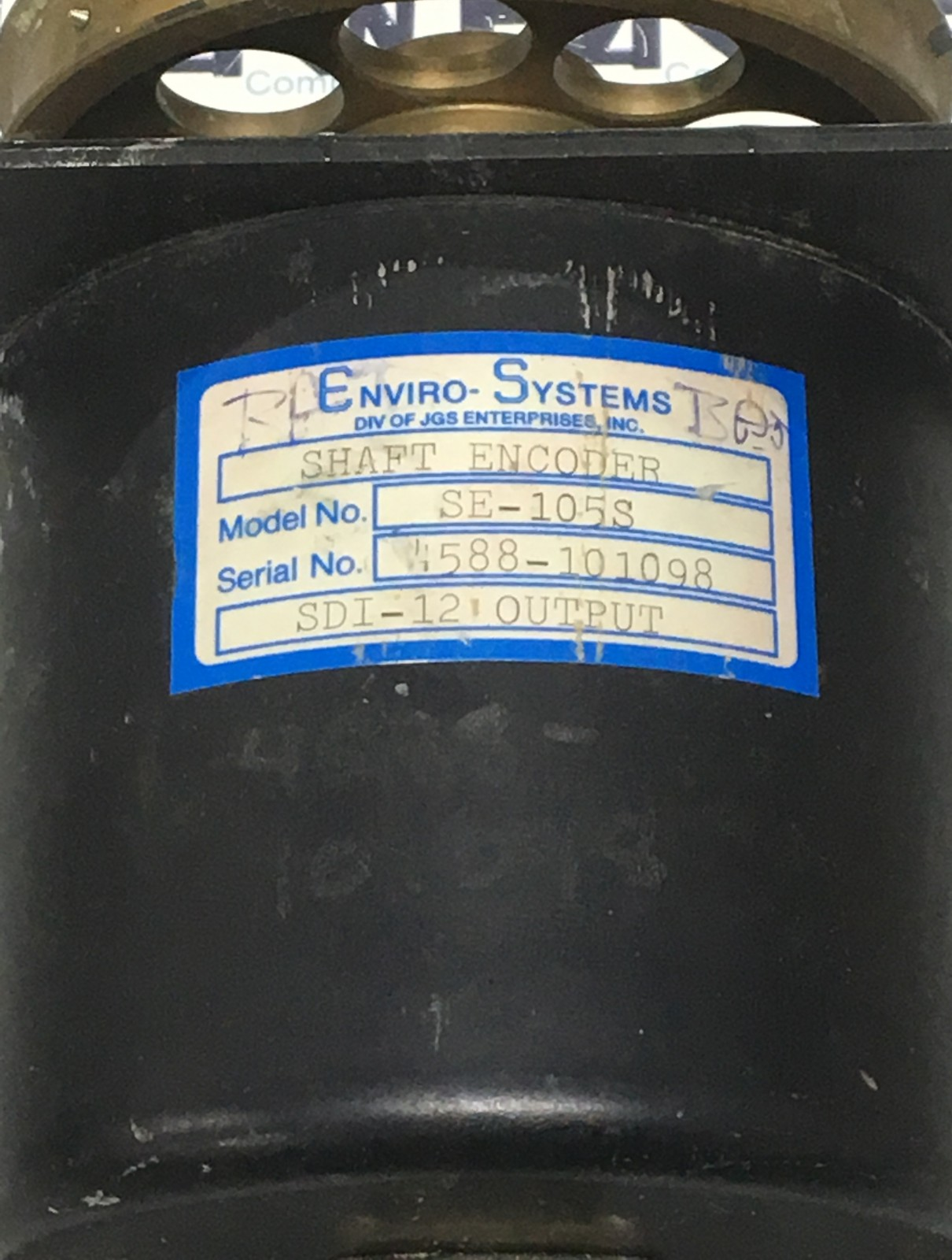 Enviro-Systems SE-105S (SDI-12 Out) Smart Shaft Encoder Sensor Fluid Water