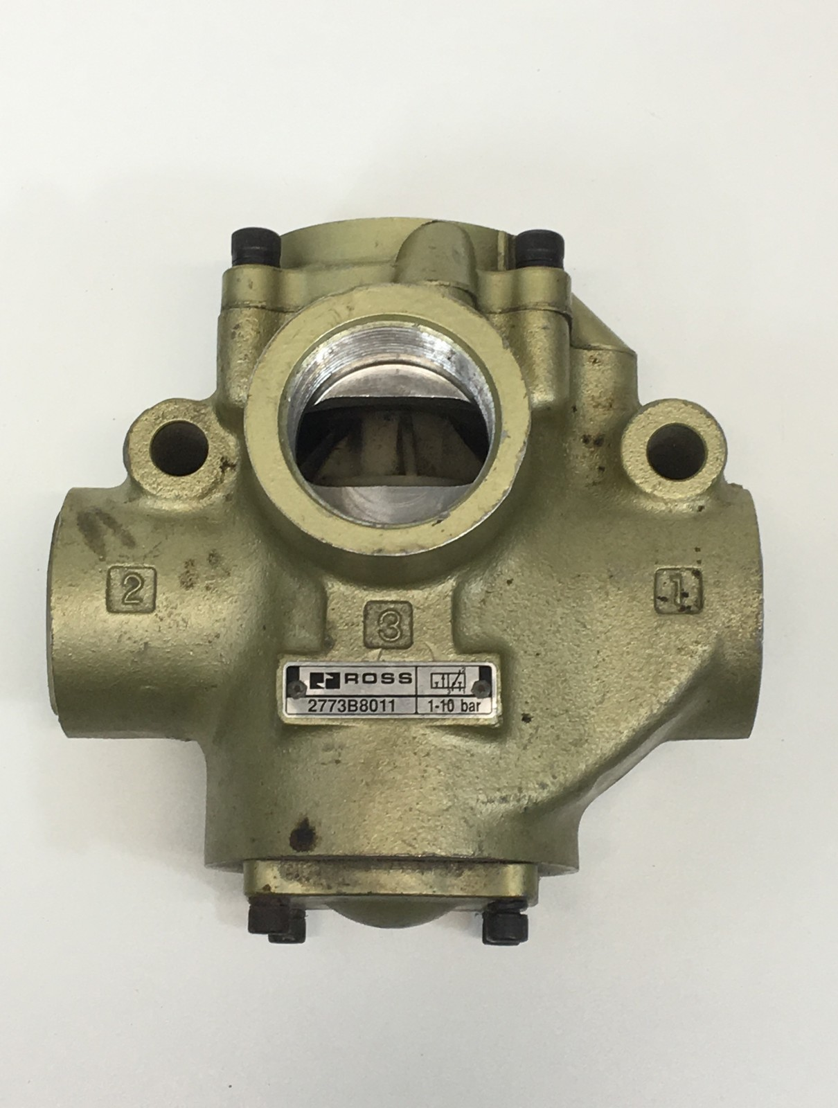ROSS 2773B8011 Remote Air Control Valve