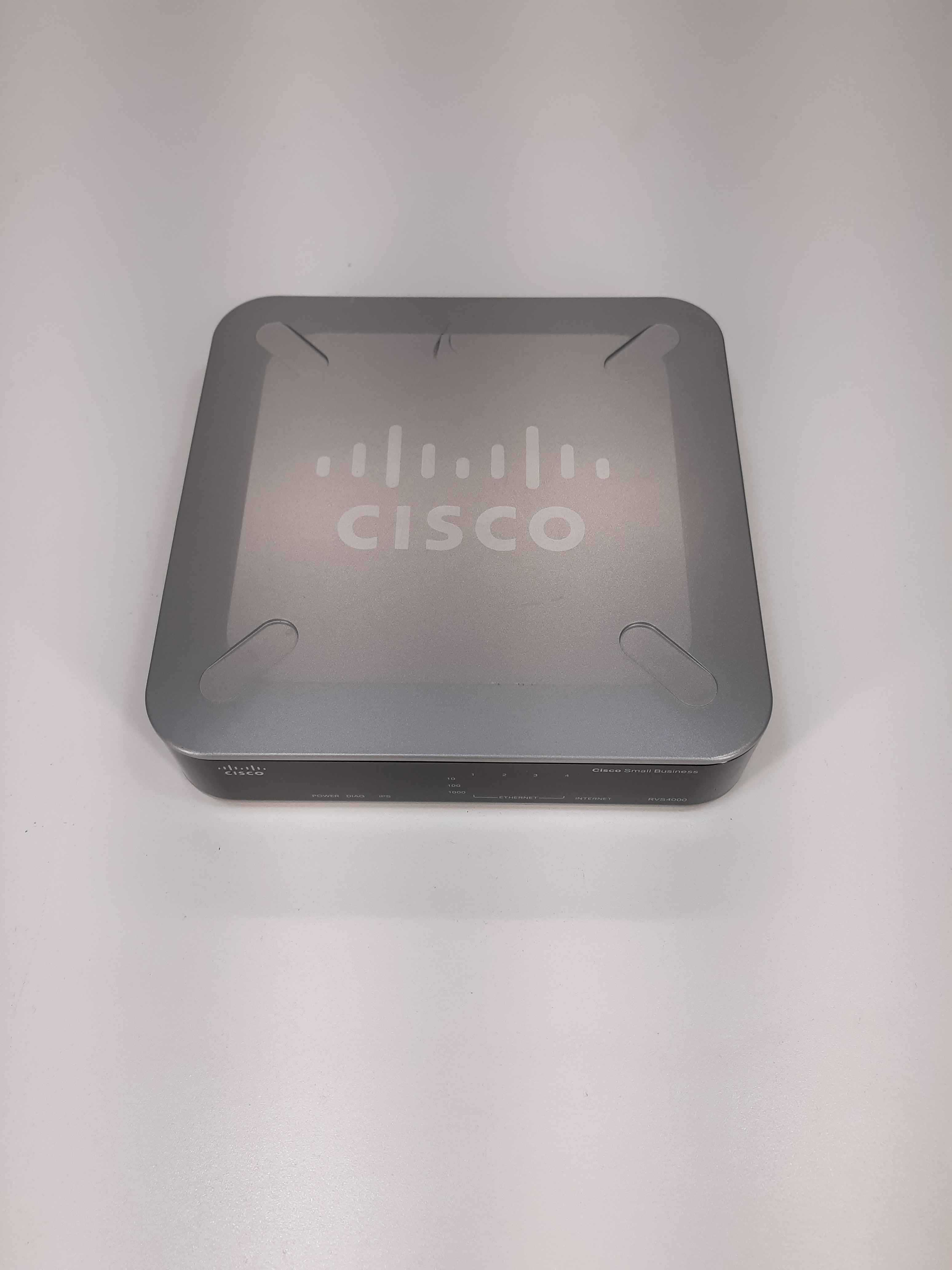 Cisco RVS4000 1000 Mbps 4-Port Gigabit Wired Small Business Router