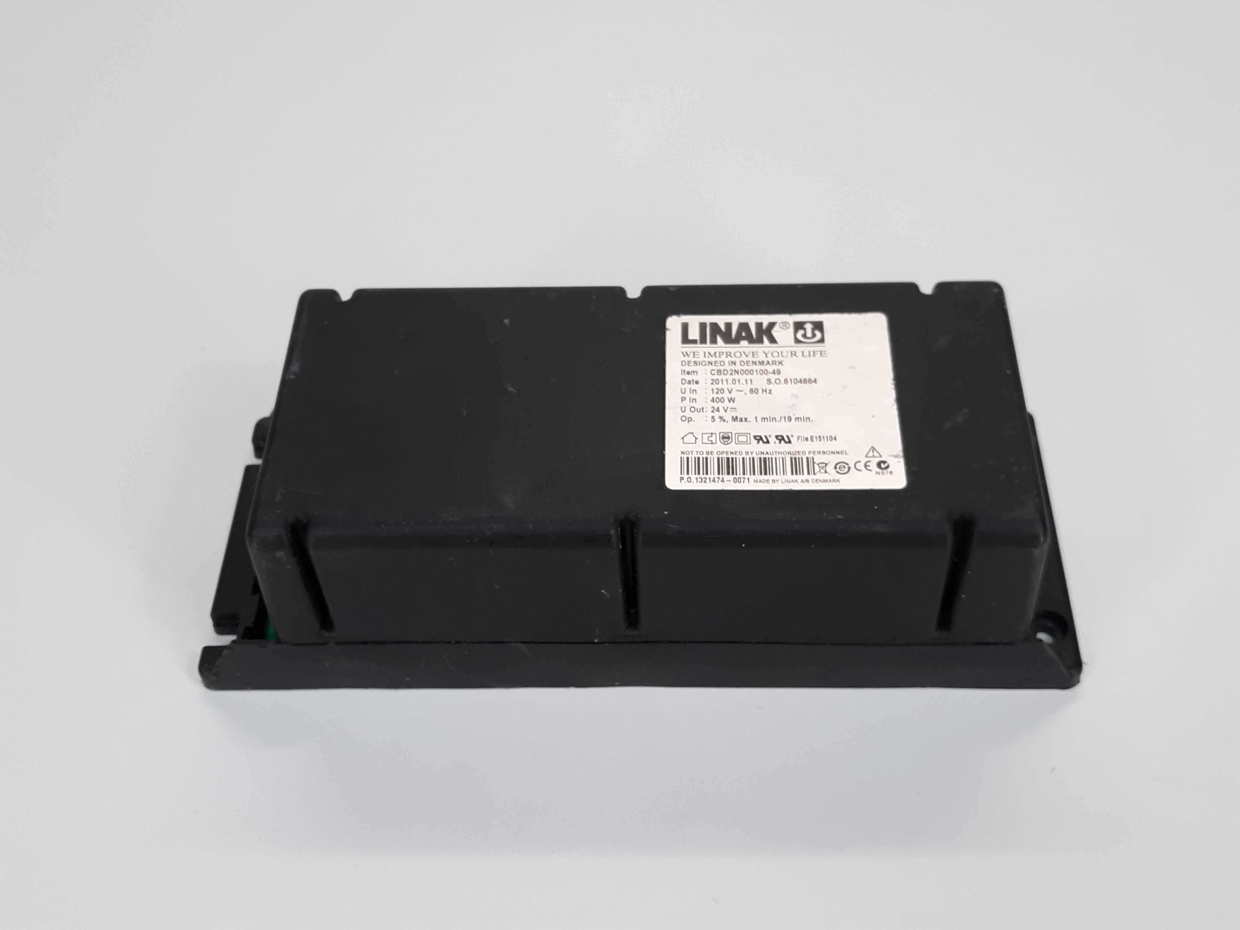 Linak CBD2N000100-49 Linear Actuator Push 1000 N IP51 device unit