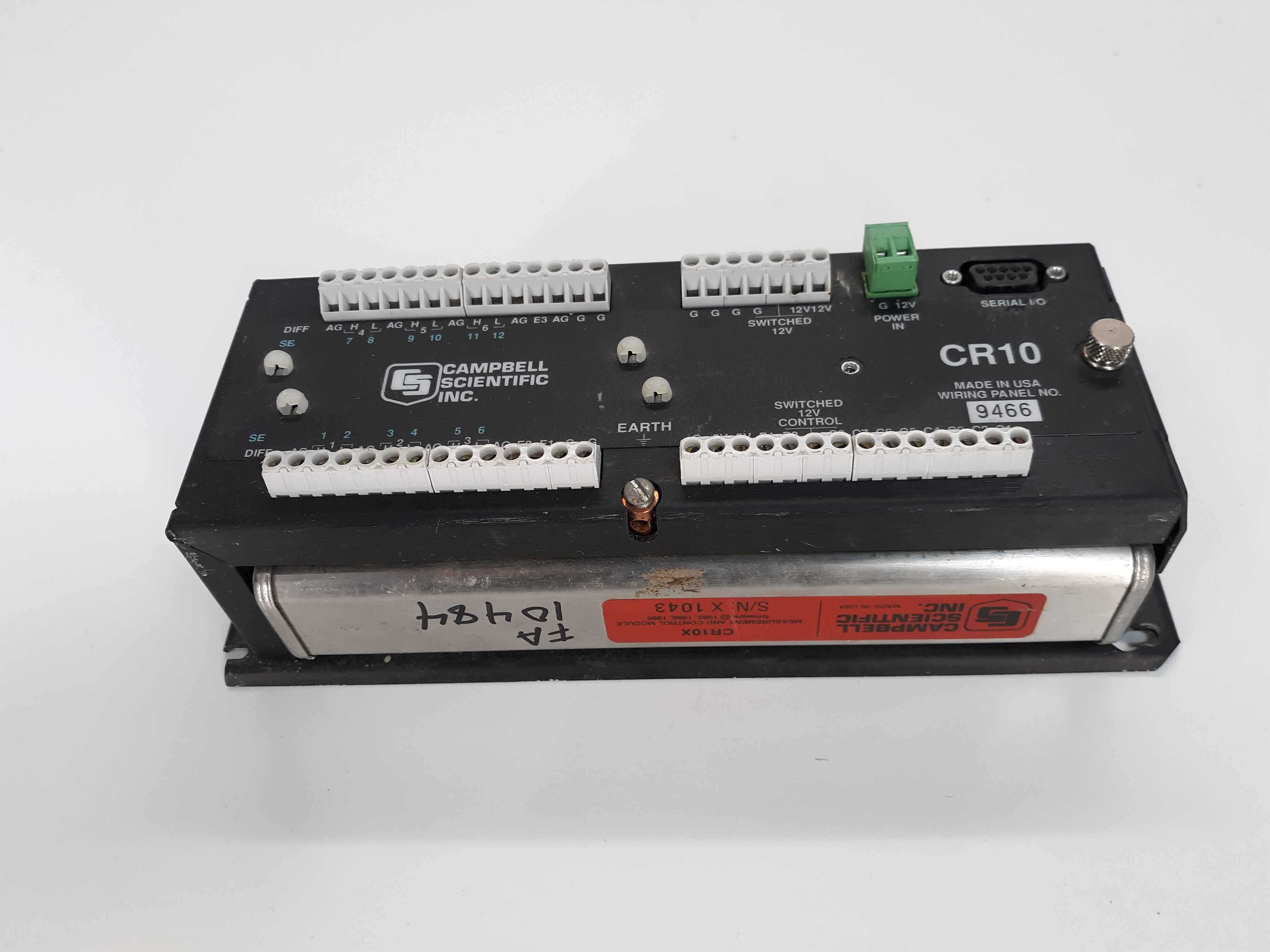 Campbell Scientific CR10X Data Logger