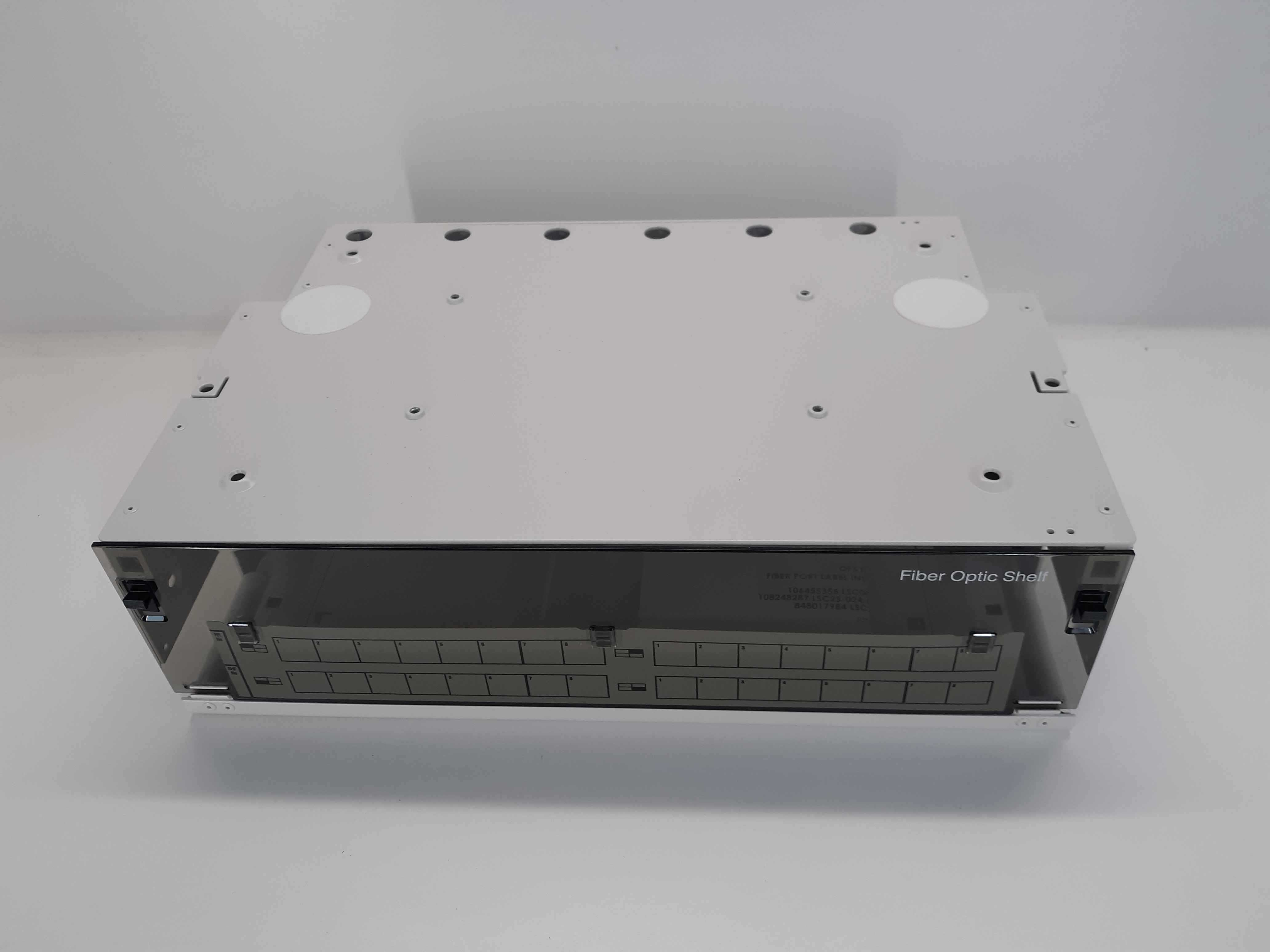 Lucent Technologies LSC2U-024/5 Fiber Optic Shelf