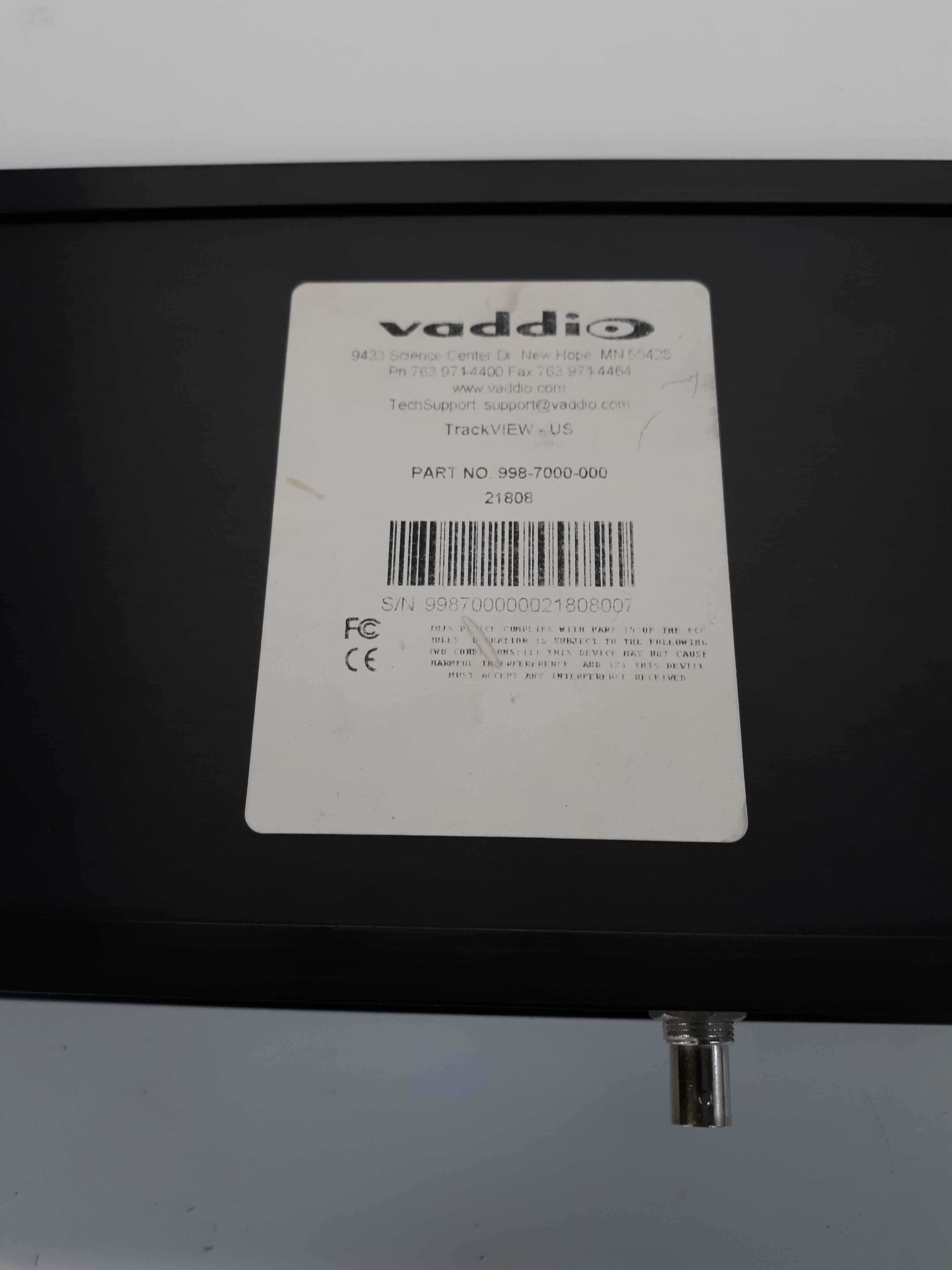 Vaddio TrackView 998-7000-000 System Controller