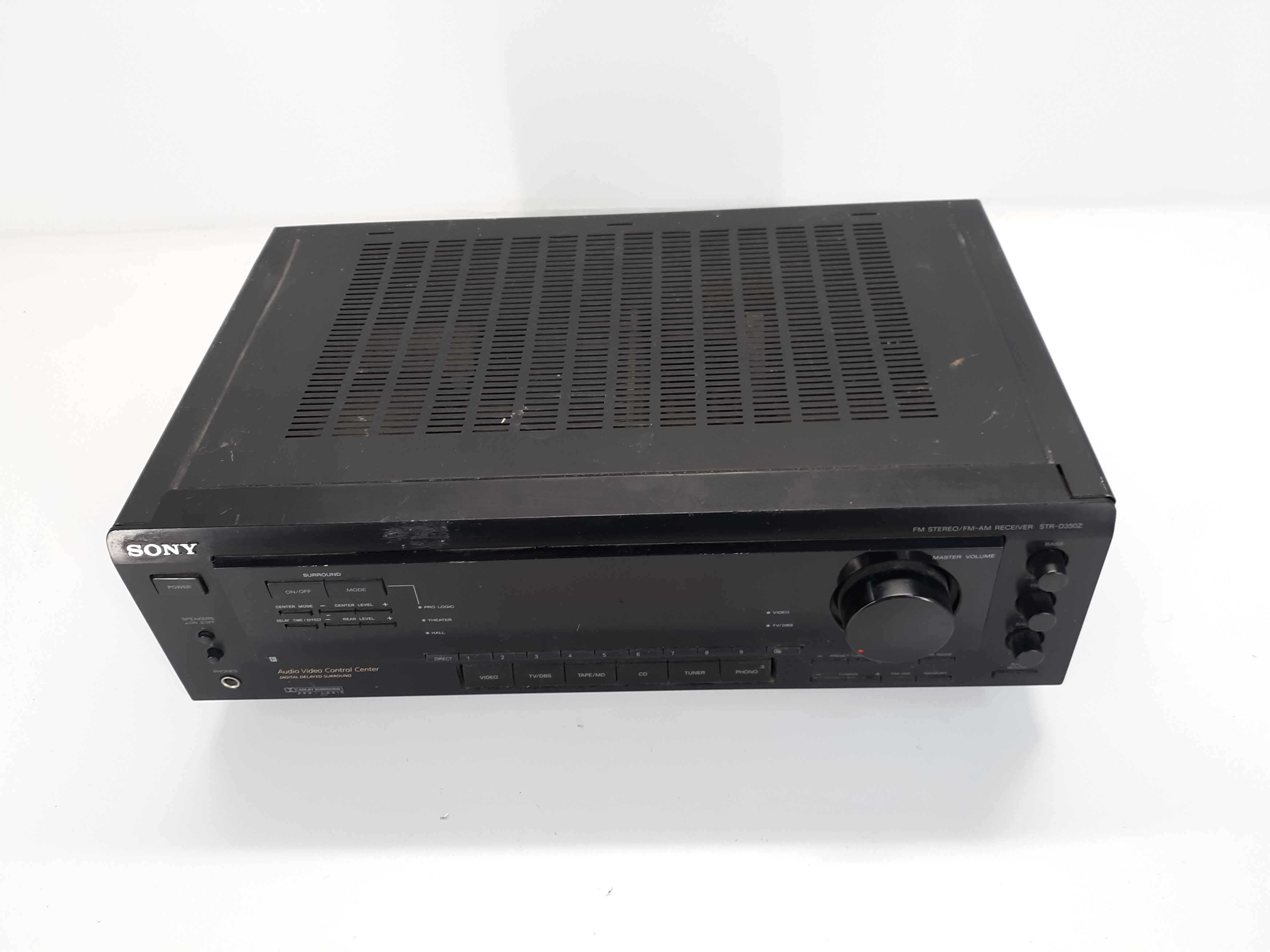 Sony STR-D350Z Surround Sound Stereo Receiver/Amplifier