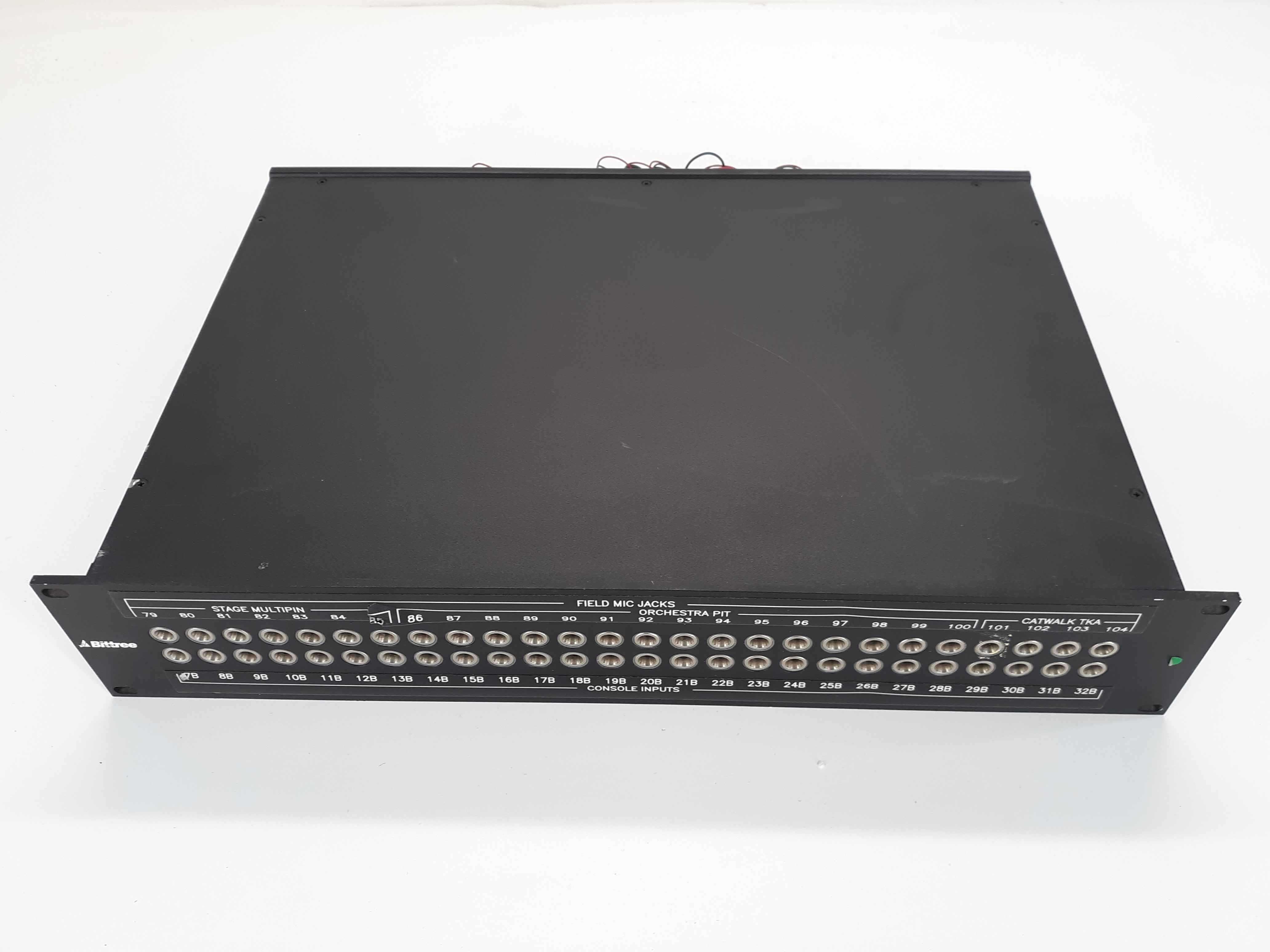 BITTREE AUDIO B52DC-FNOST/E3  POINT AUDIO PATCHBAY