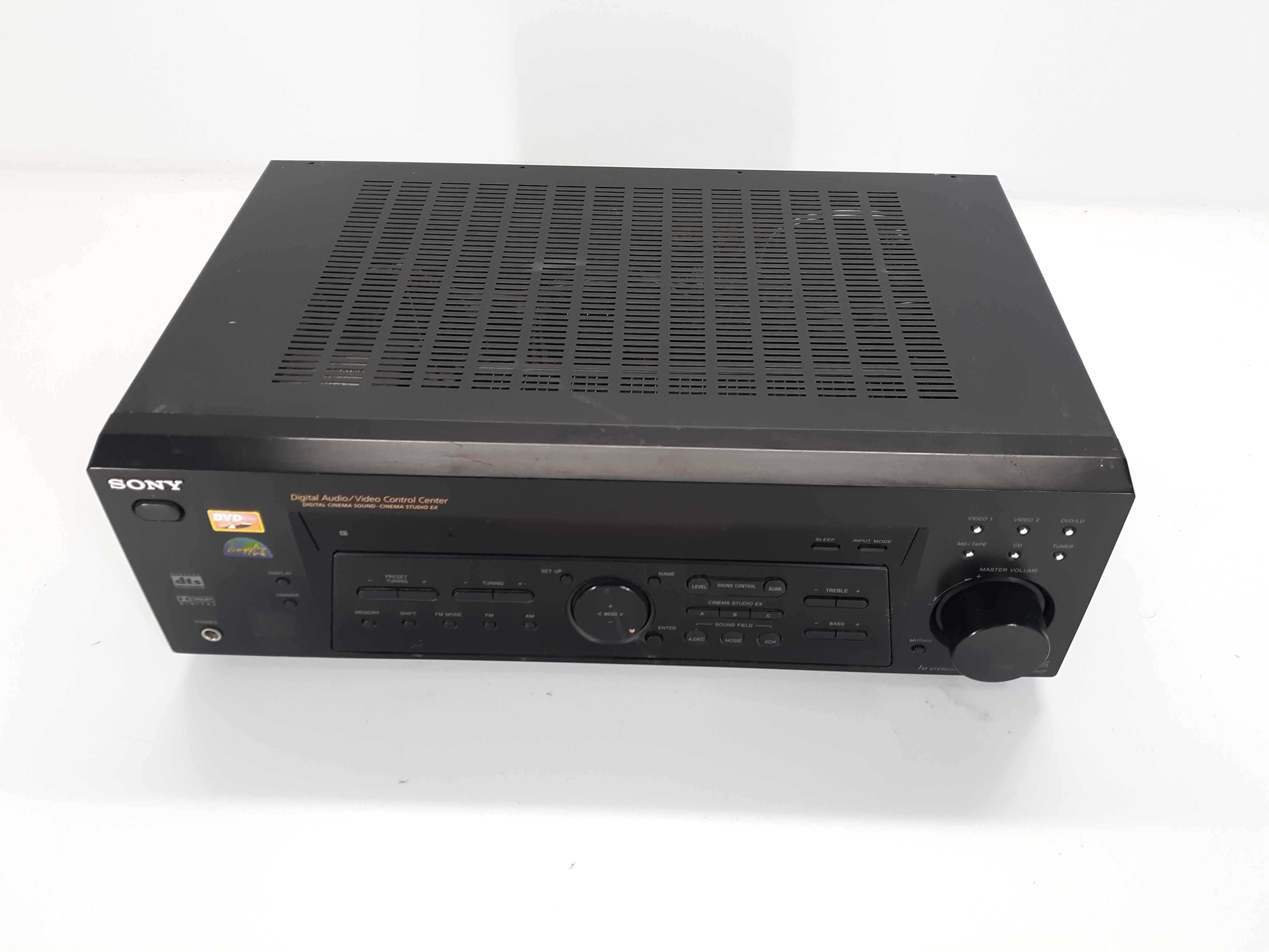 Sony STR-K740P FM-AM Stereo Surround Receiver