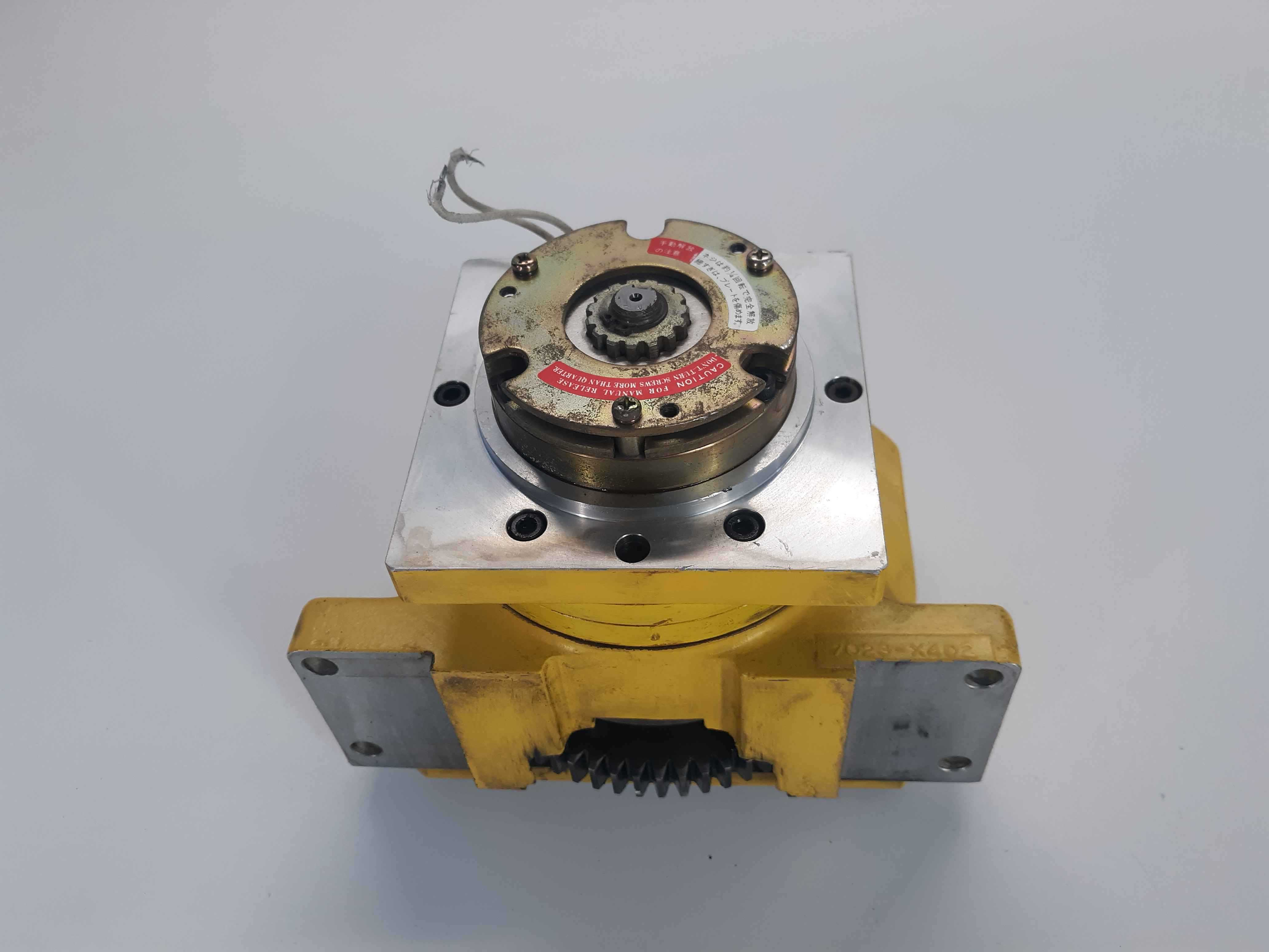 Fanuc 7023-X402 Robot Arm Axis  Part