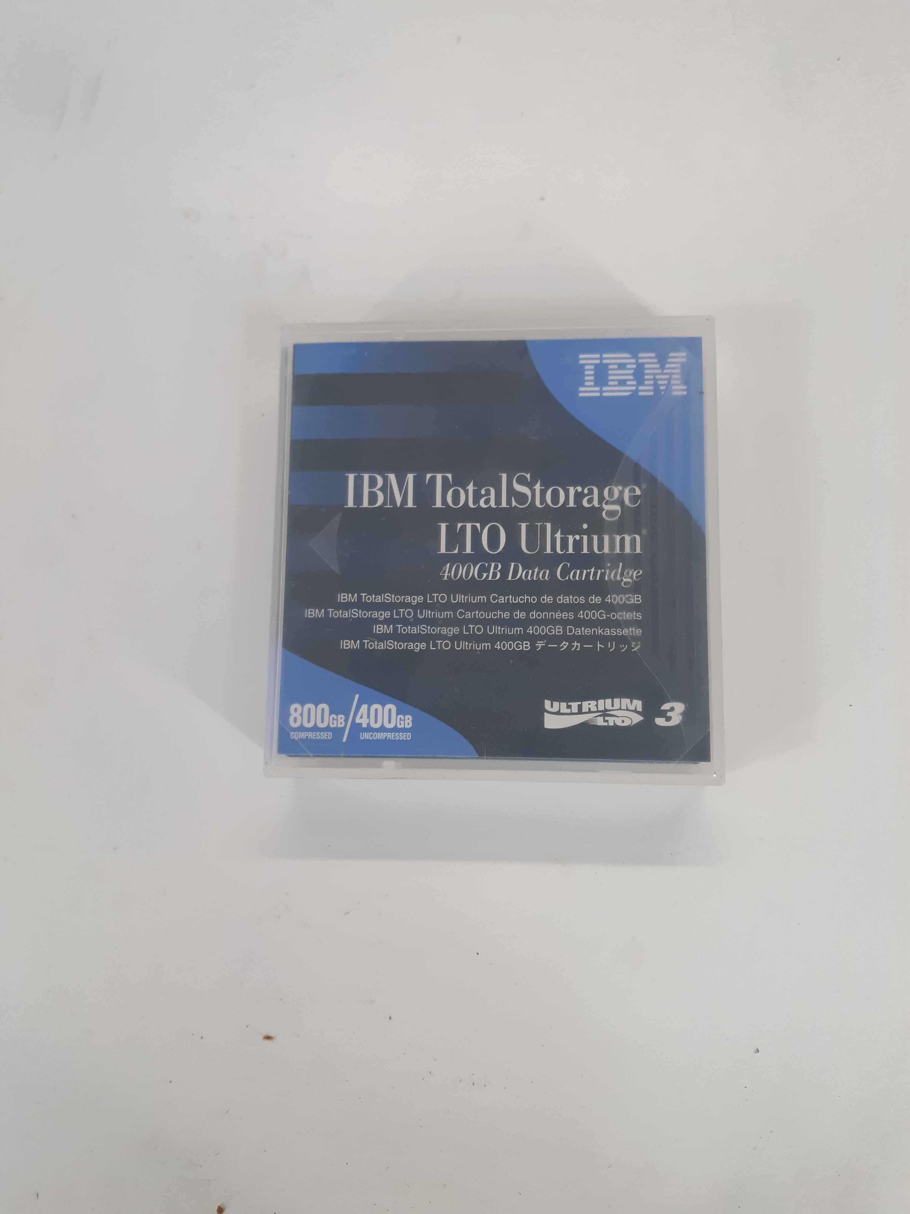 IBM 24R1922 LTO3 ULTRIUM 400GB 800GB TAPE