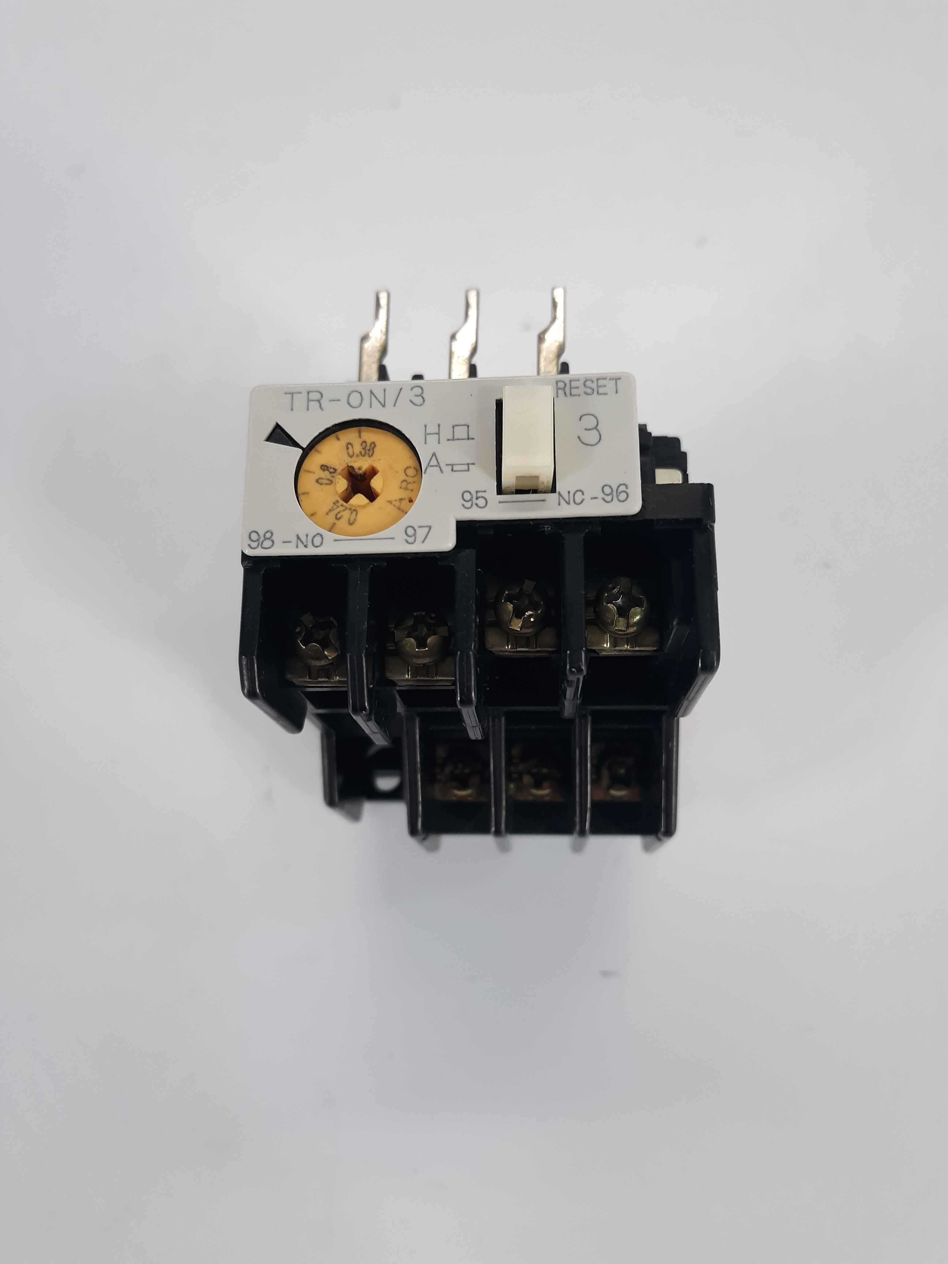 Fuji TR-ON/3 4NR0AC overload relay 0.24-0.36A