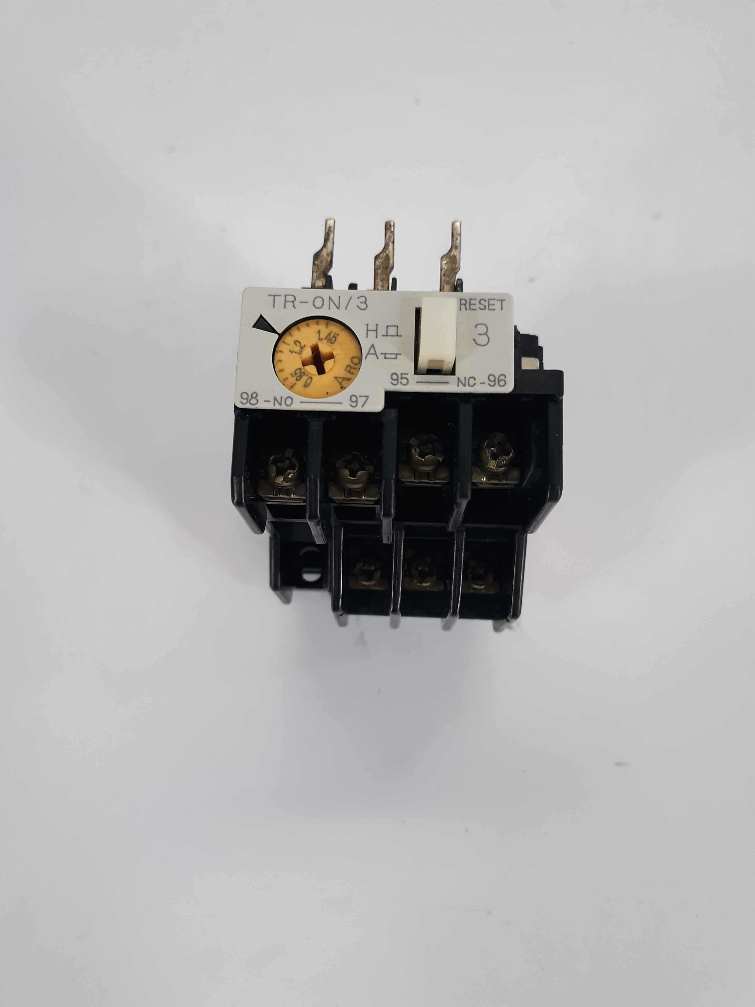 Fuji TR-ON/3 4NR0AH overload relay 0.95-1.45A