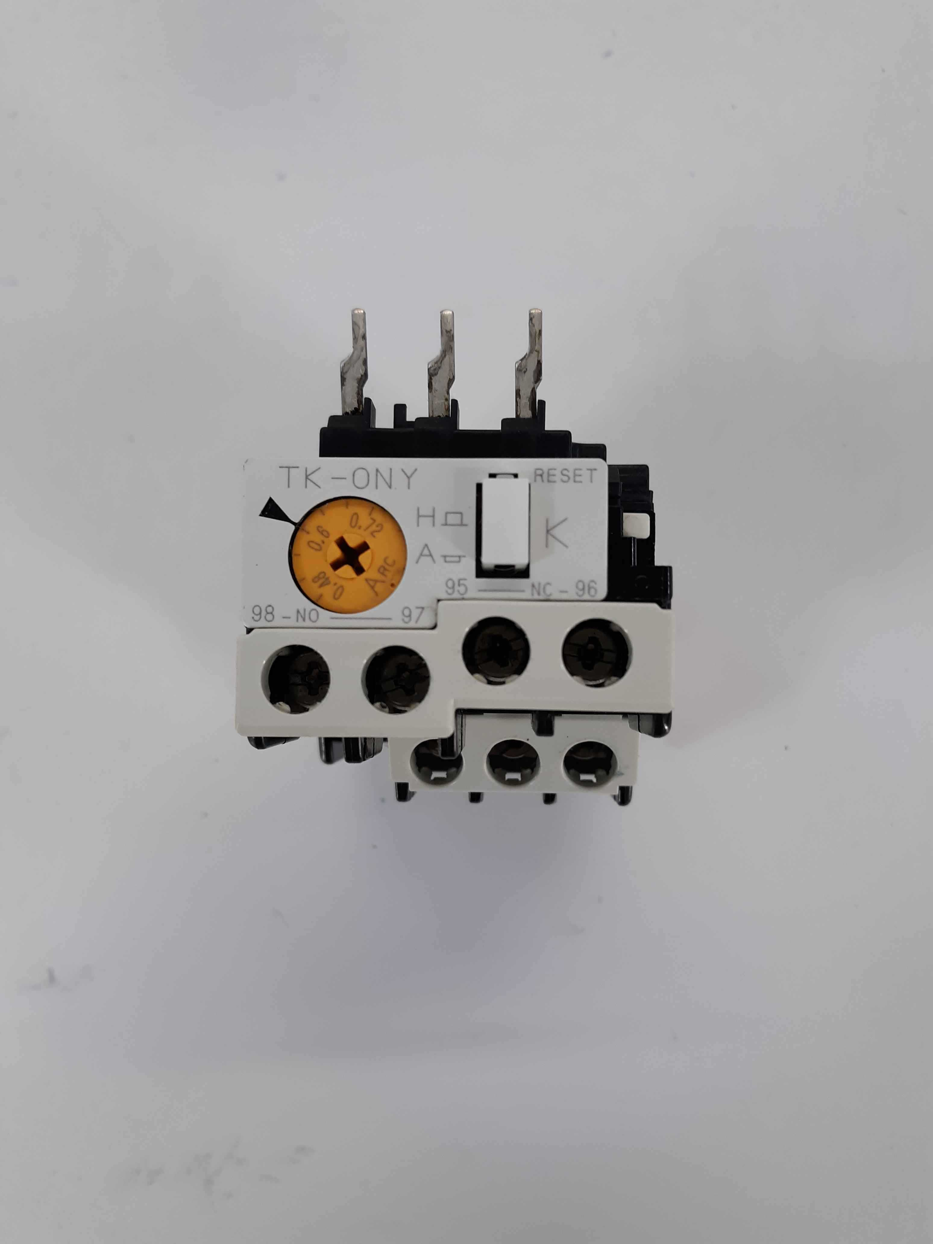 Fuji Electric TK-0NY TR13B Overload Relay 0.48-0.72A