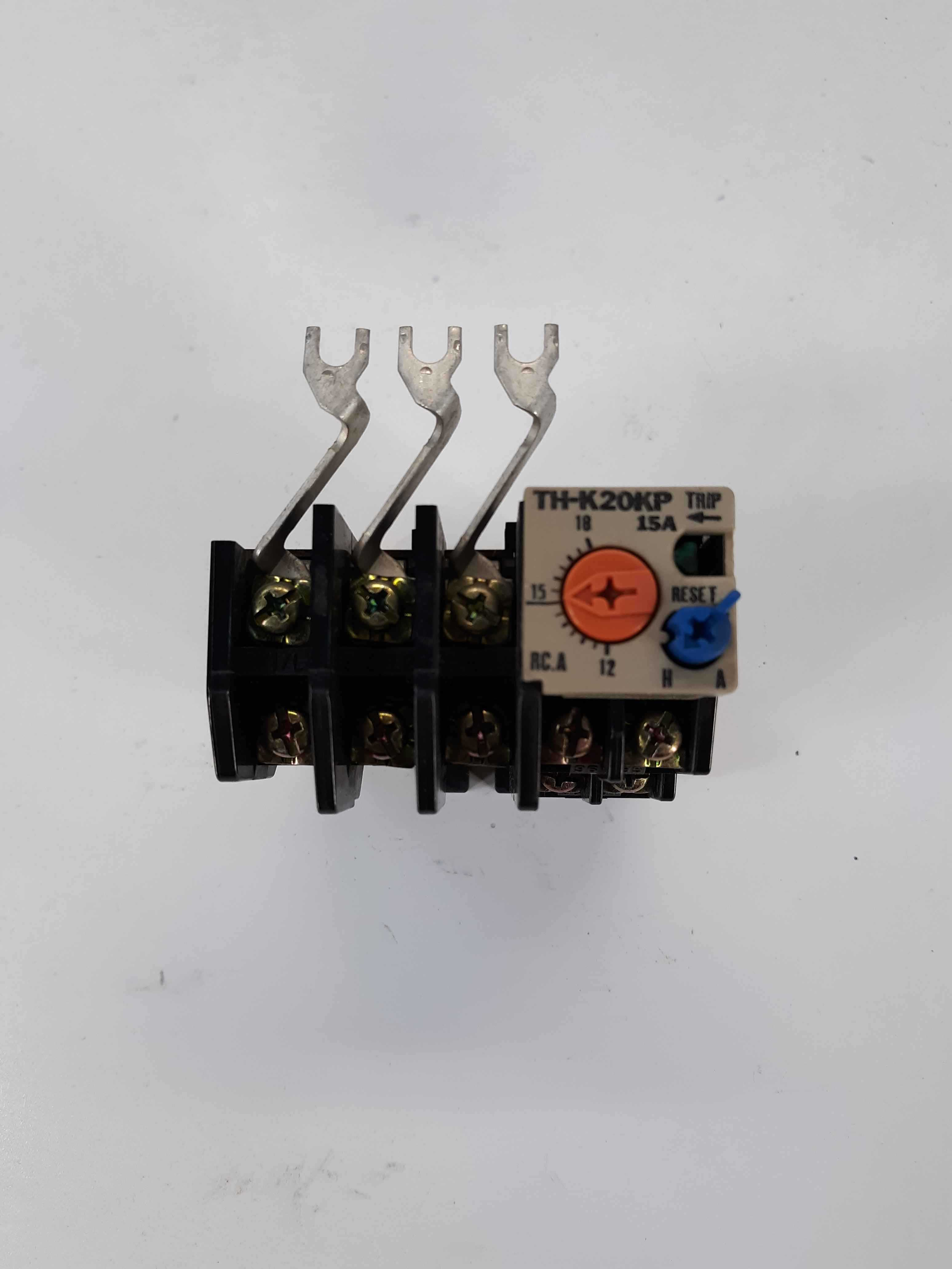 Mitsubishi TH-K20KP 15A  Overload Relay 12-18A