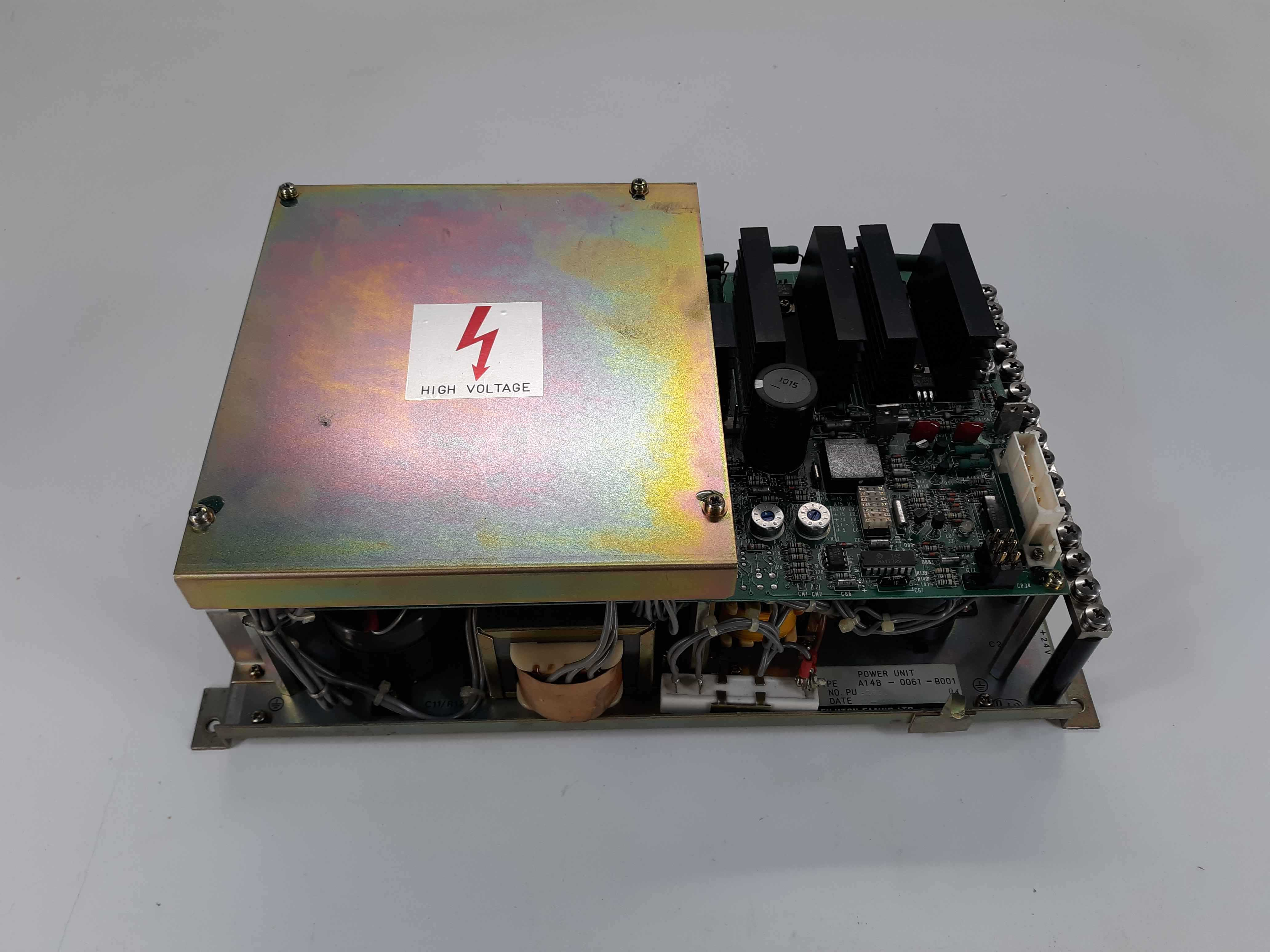 Fanuc A14B-0061-B001  Control Power Supply