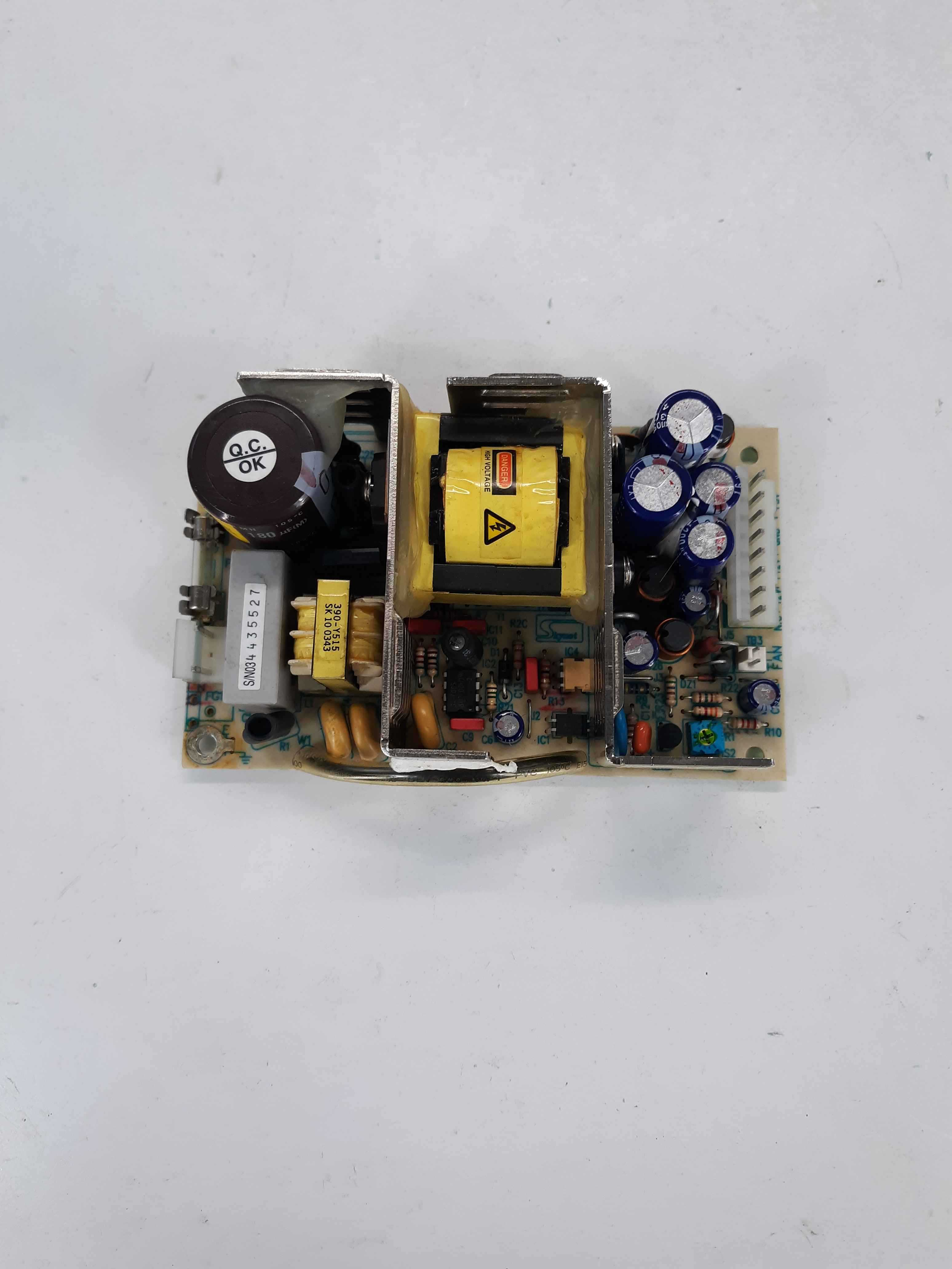 HAAS LOW VOLTAGE POWER SUPPLY HAS-9061