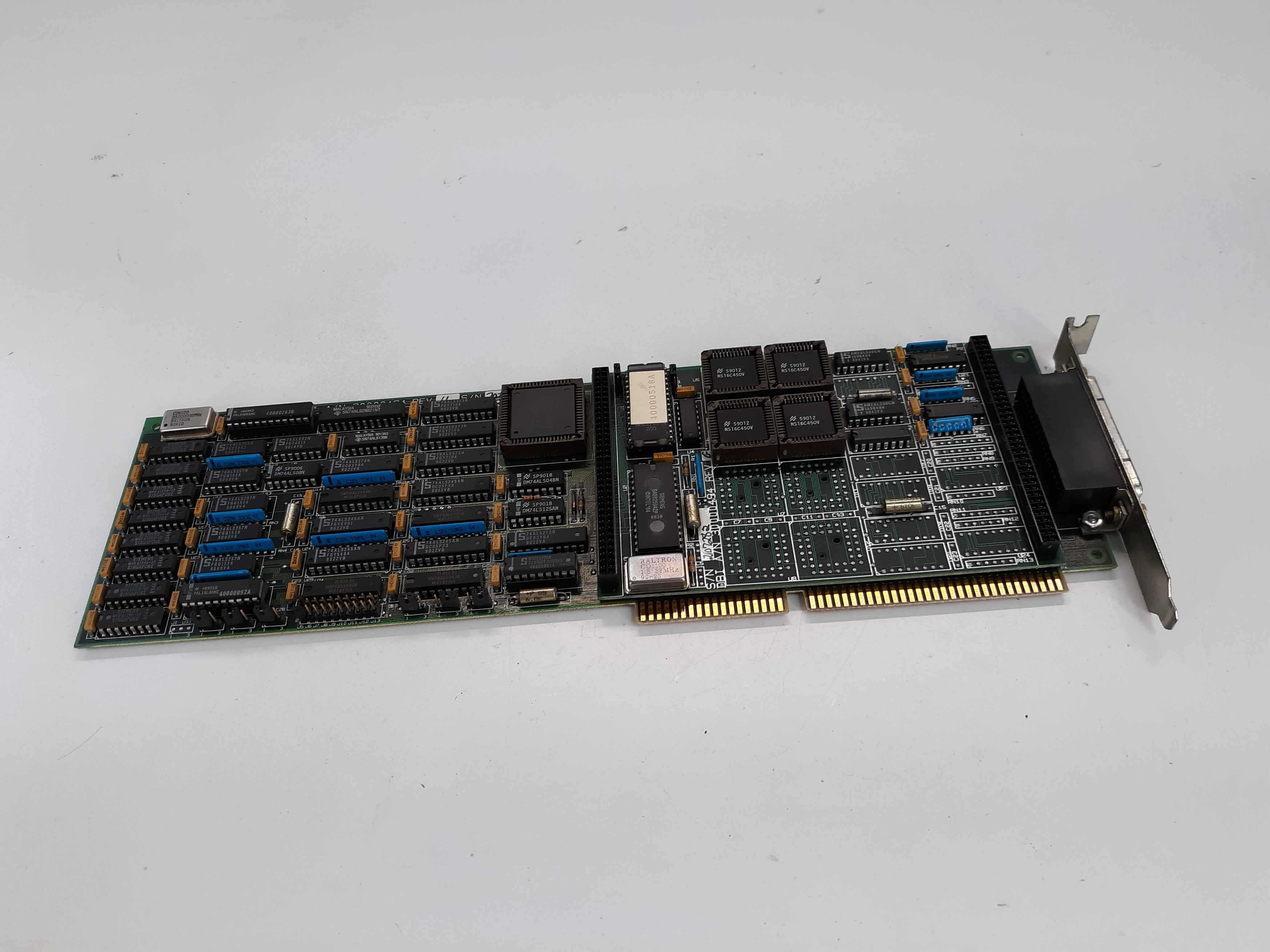 DIGIBOARD DigiChannel DBI A/N 30000464 REV.H S/N 2024653