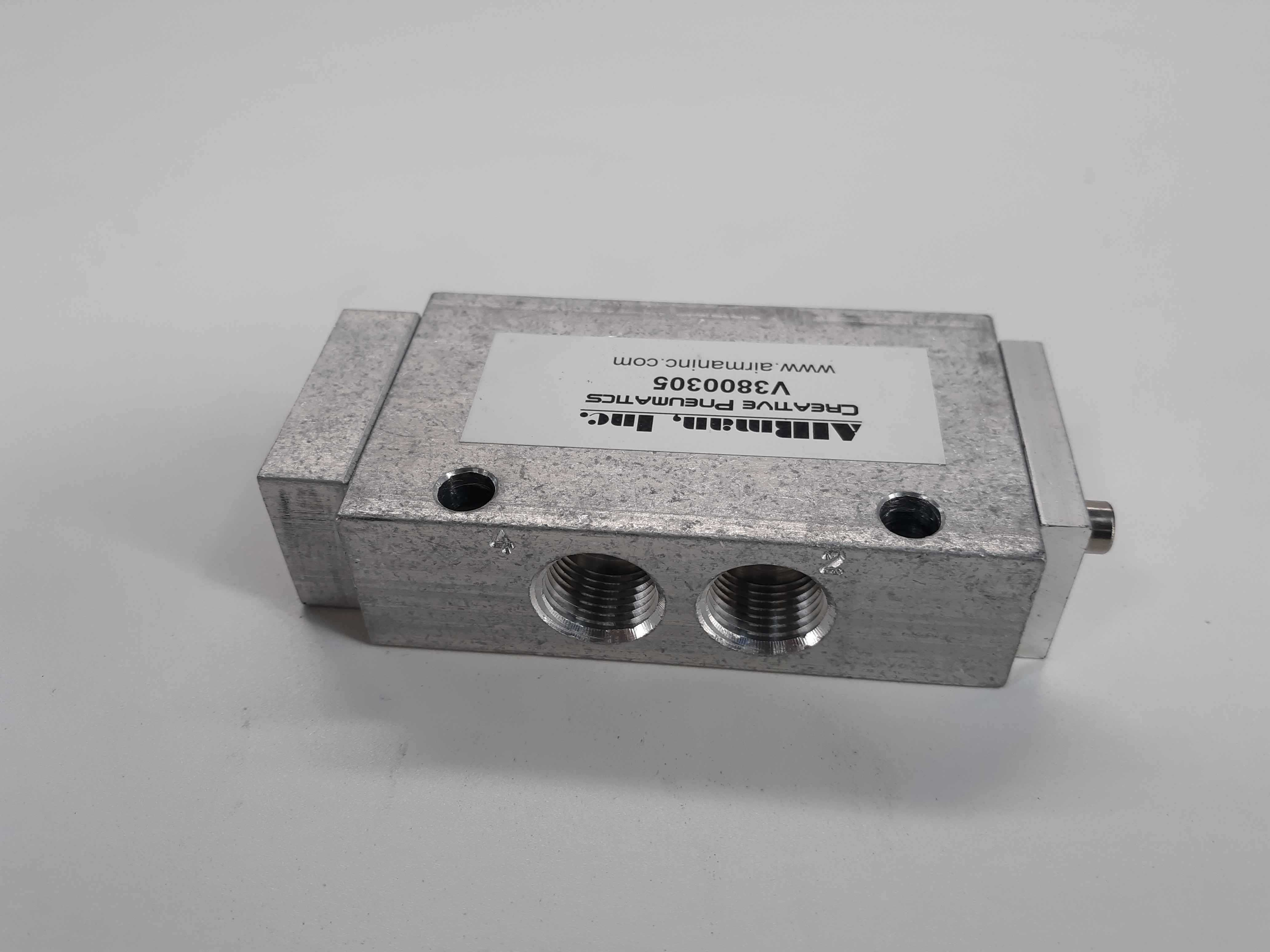 Airman Inc. Creative Pneumatics V3800305 Air Pilot Pneumatic Valve