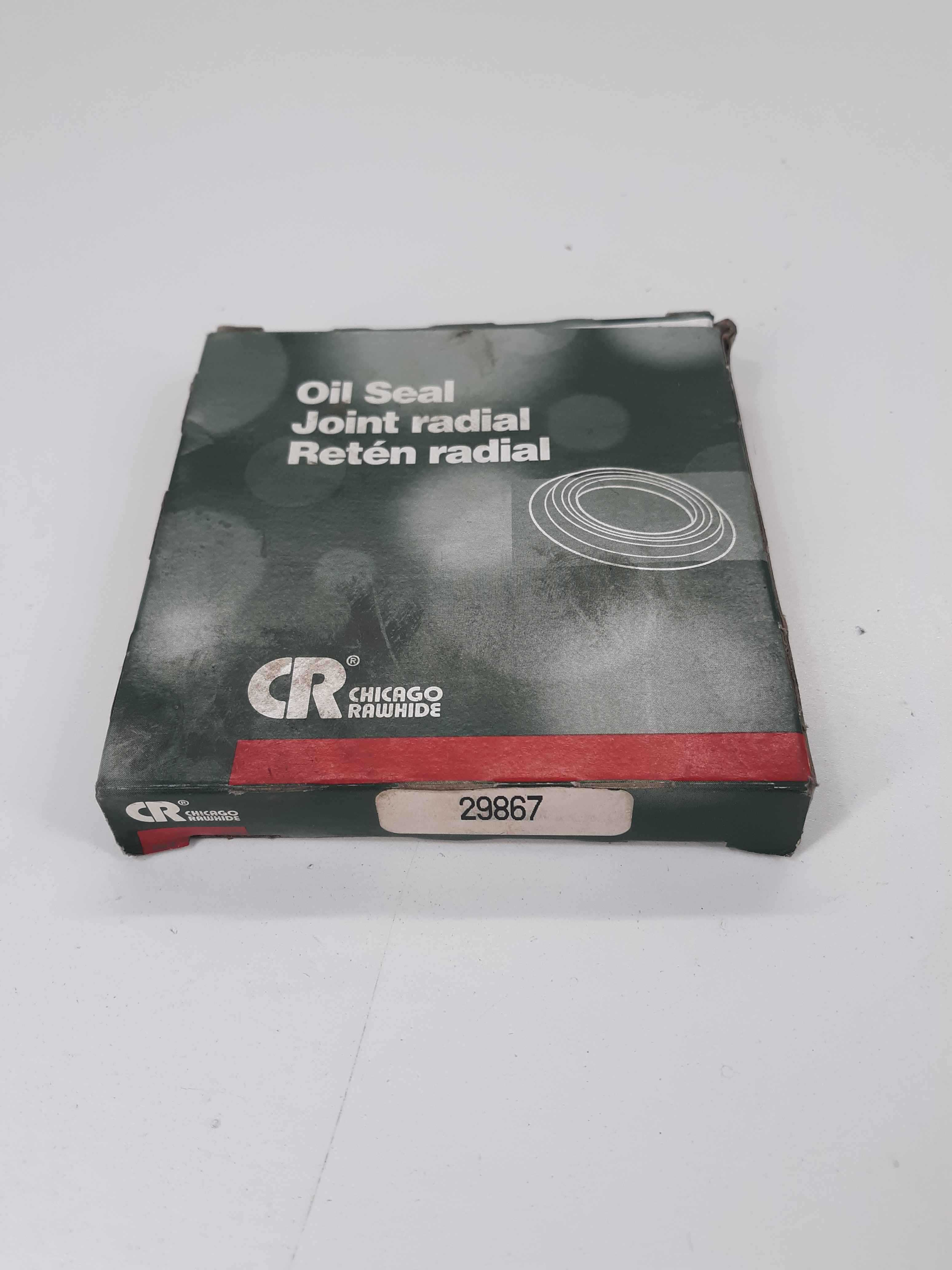 CR Chicago Rawhide 29867 Oil Seal
