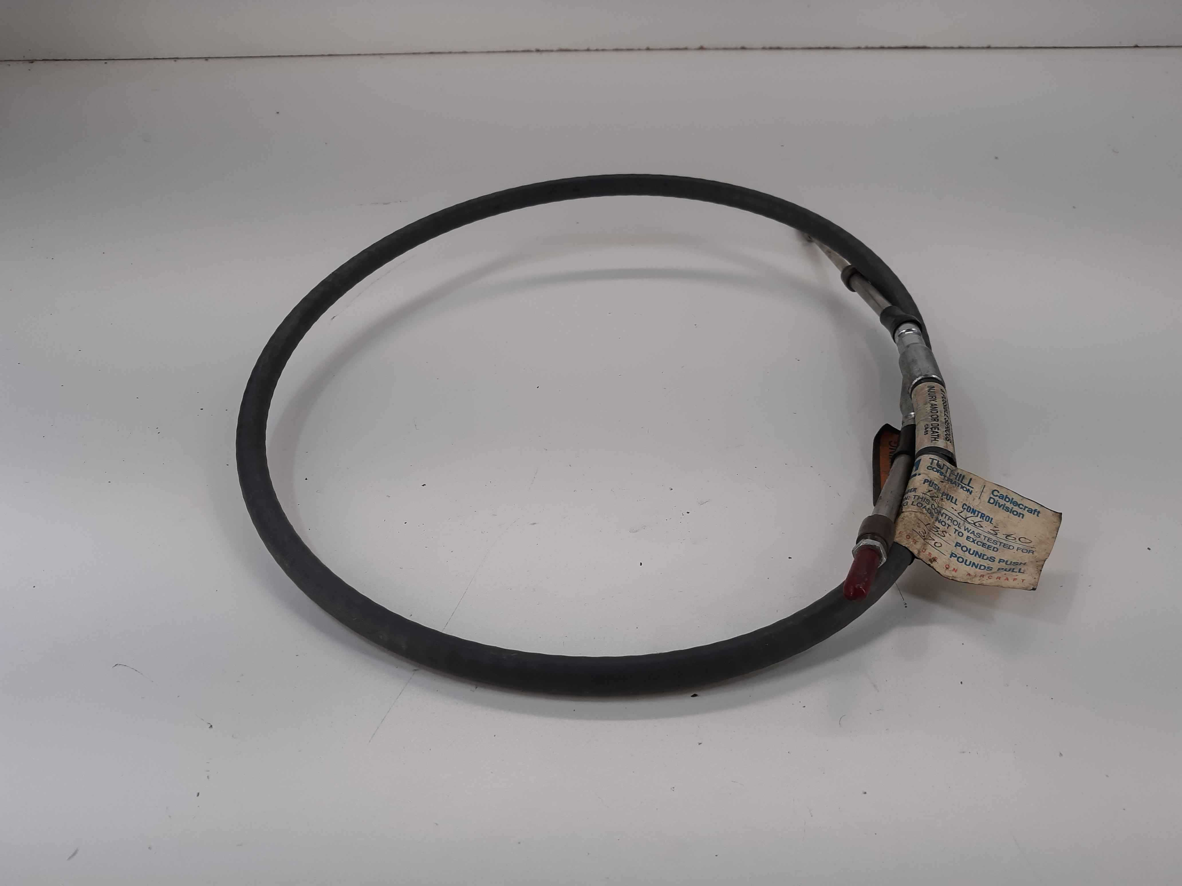 Cablecraft 173-L66360 Push/Pull Control Cable