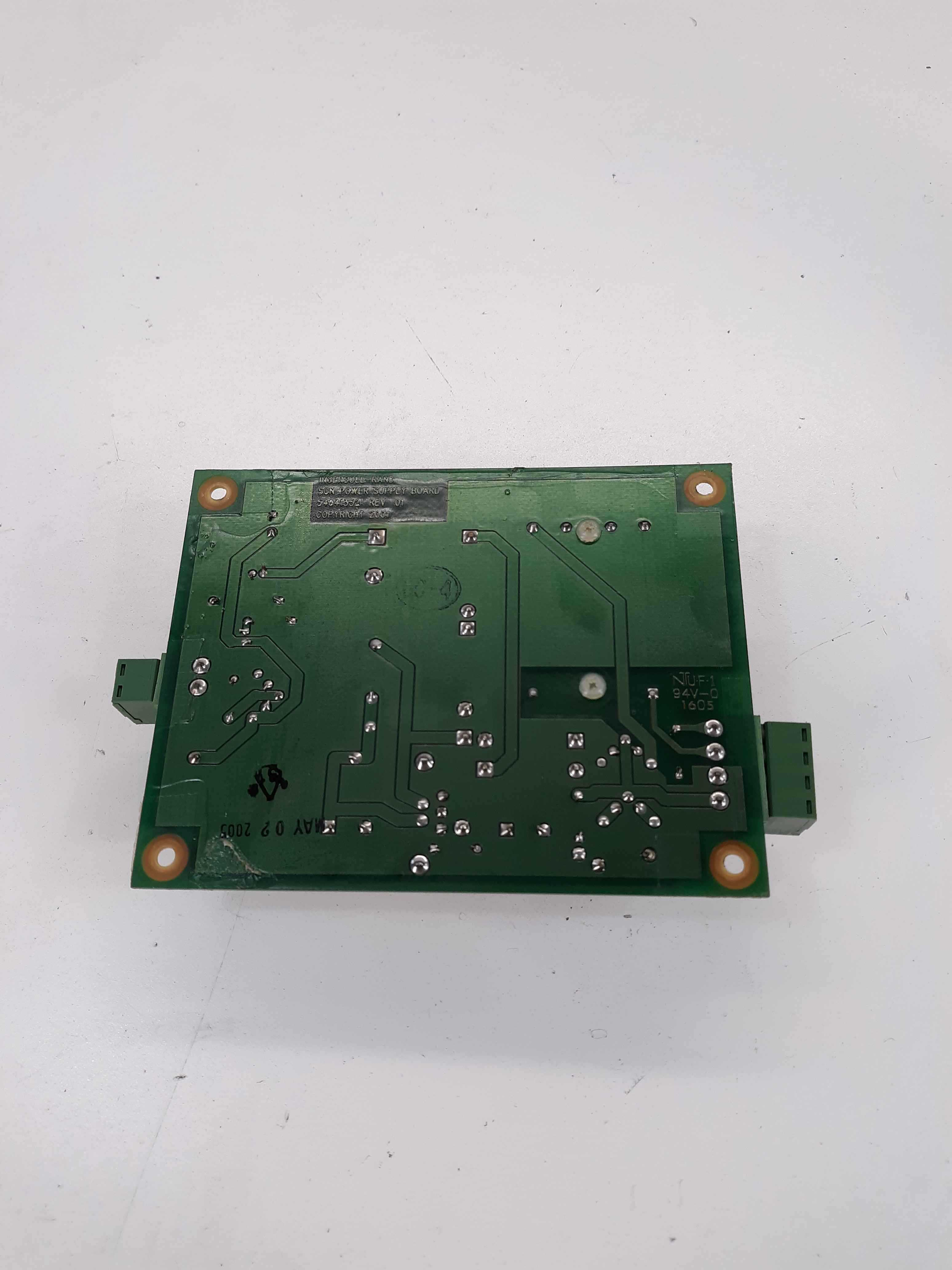 Ingersoll Rand 54641337 rev.01 SGN Power Supply Board