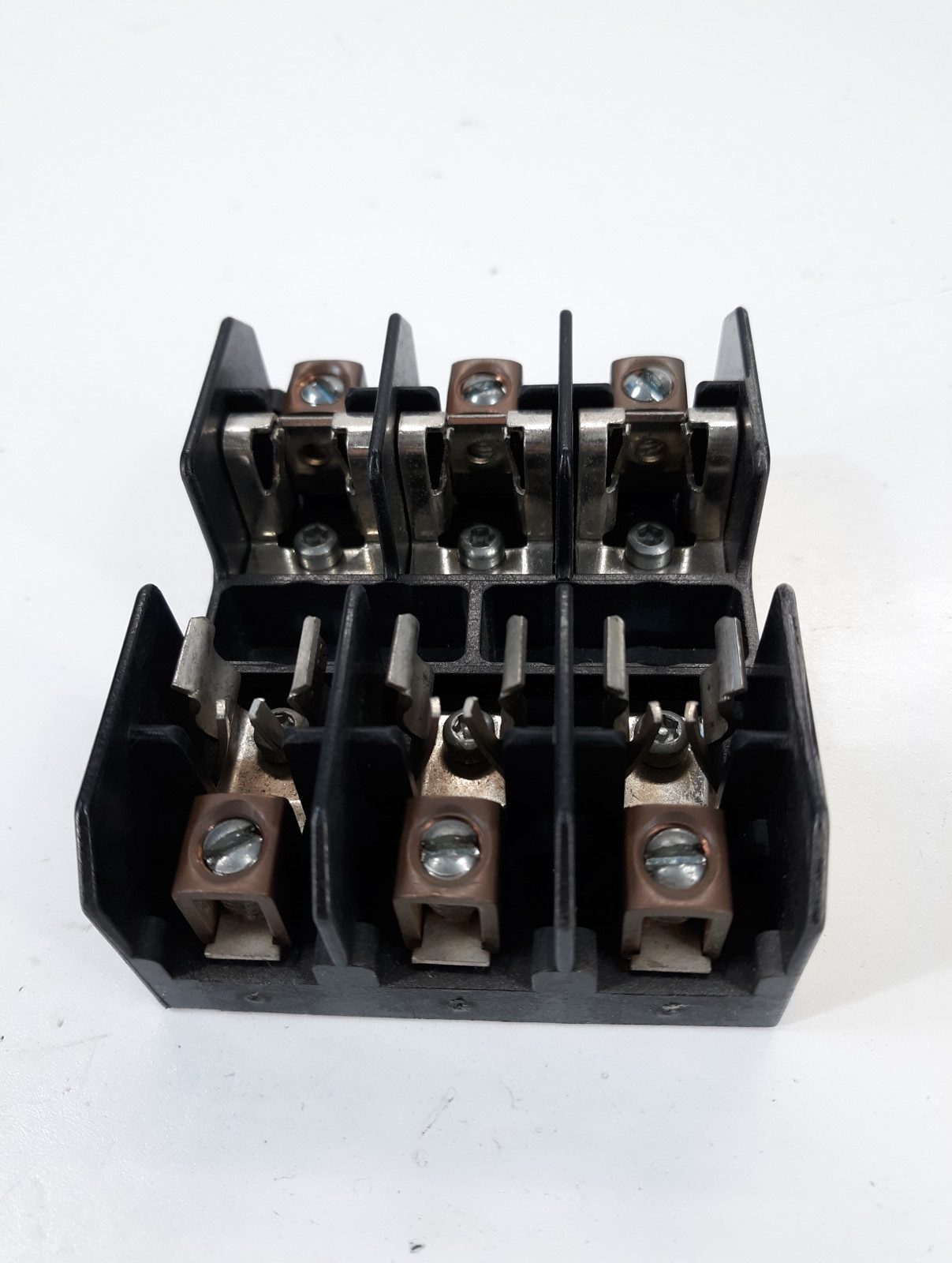 Bussmann BC6033B Fuse Holders 30A 600V 3POLE