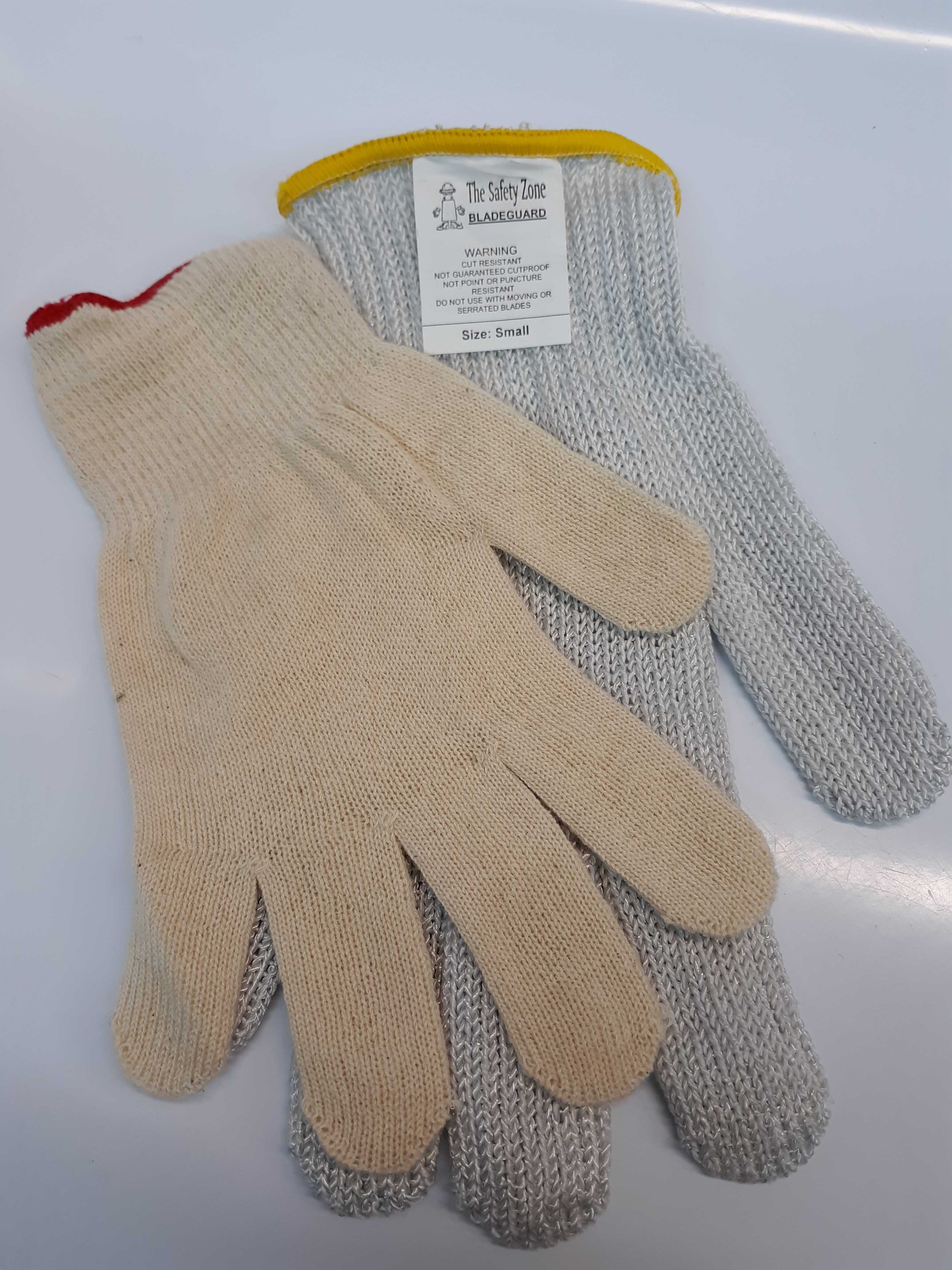 The Safety Zone  Bladeguard Gloves