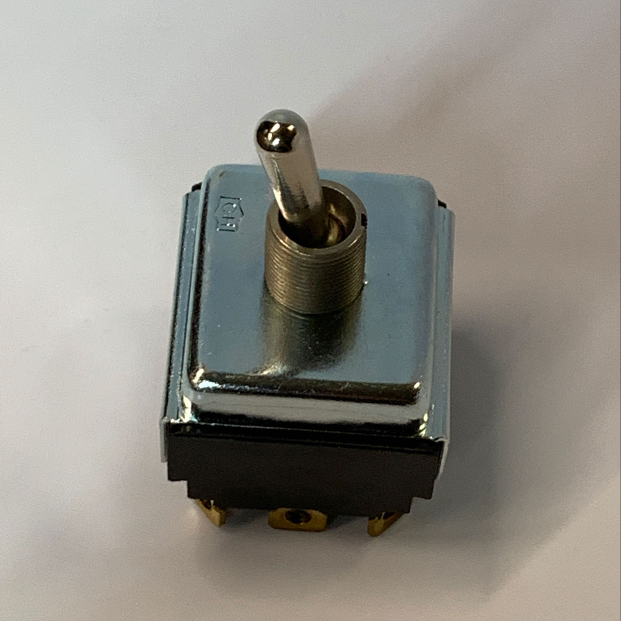 Eaton 4Pdt 7692K13 Toggle Switch