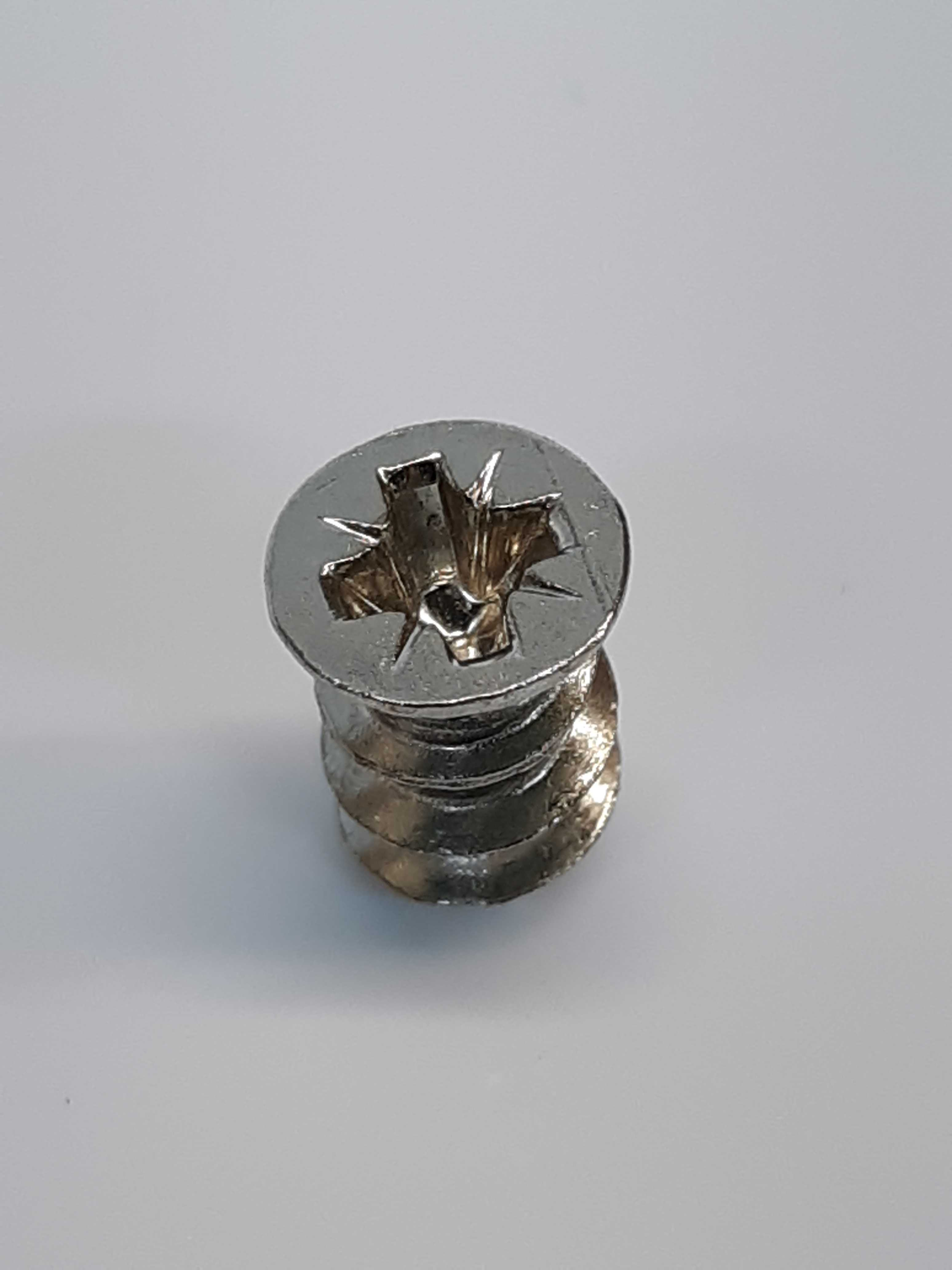 The Plant Manager 013.14.718 Screw 5 mm/10.5 mm Nickel Plated AS IS