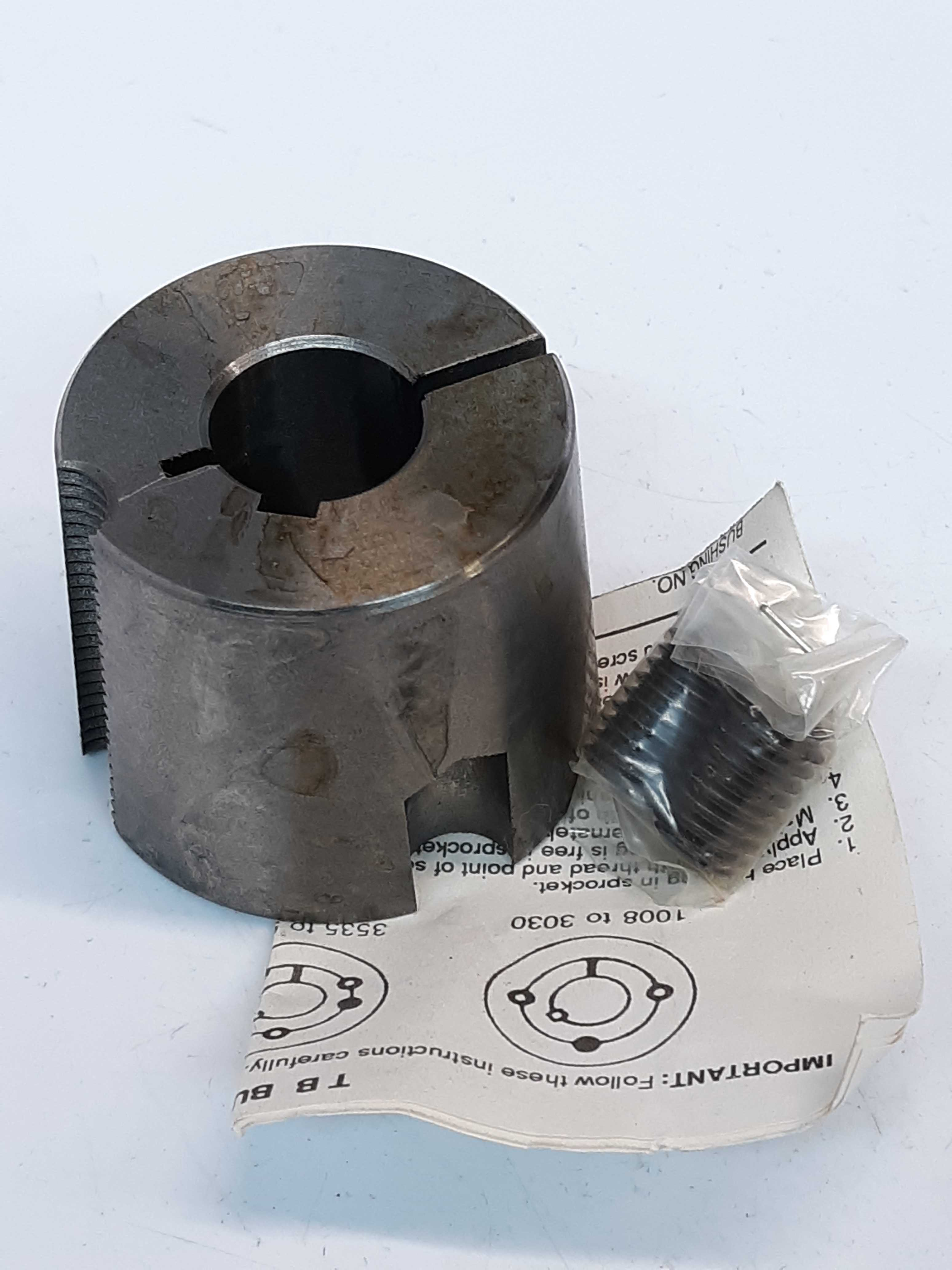 Browning 1215X11/16 Taper Bore Bushing - Inch Bore Type