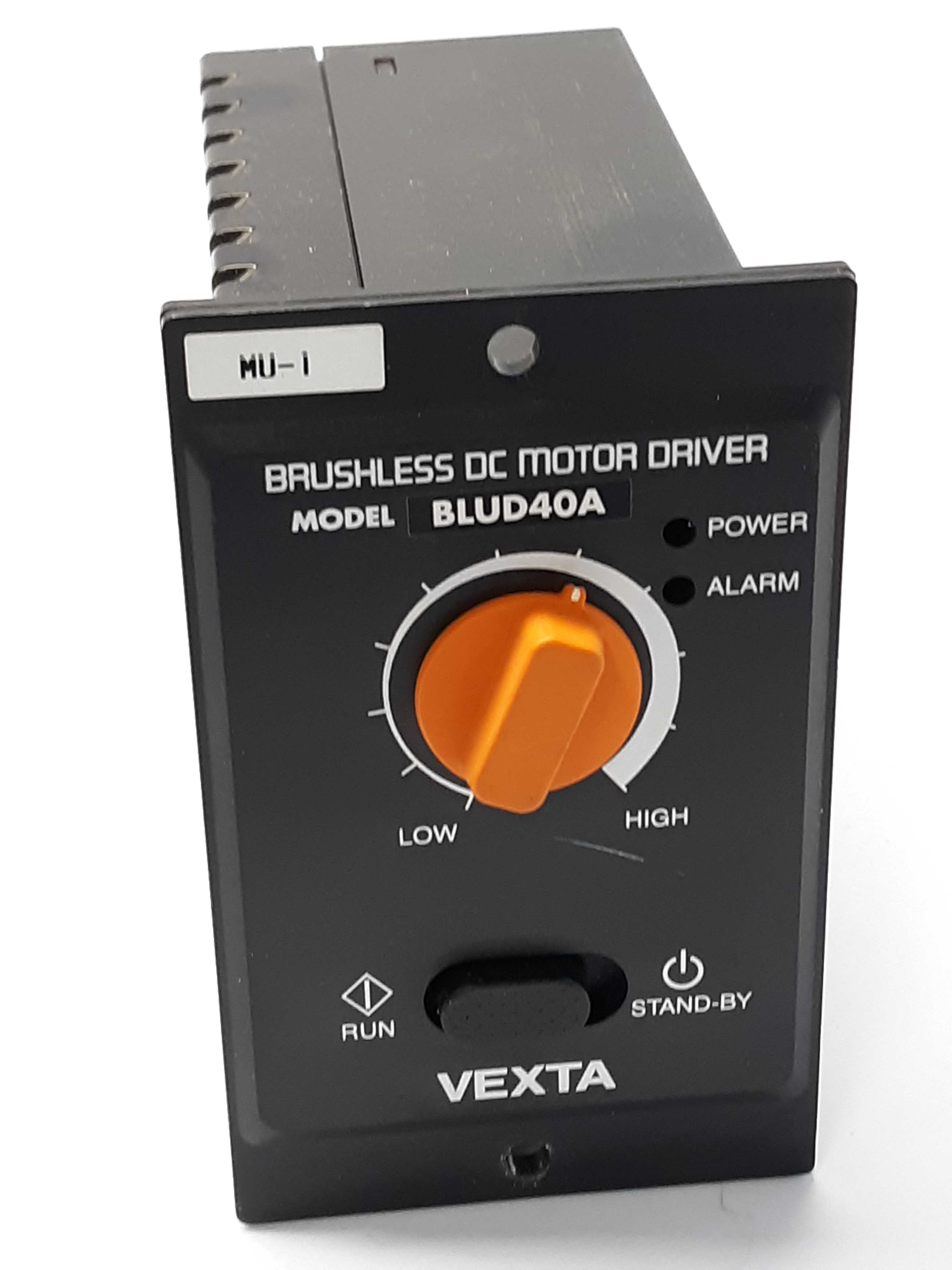 Vexta BLUD40A Brushless DC Motor Driver